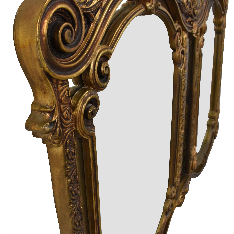Union City Mirror & Table Co. Union City Decorative Double Wall Mirror ct