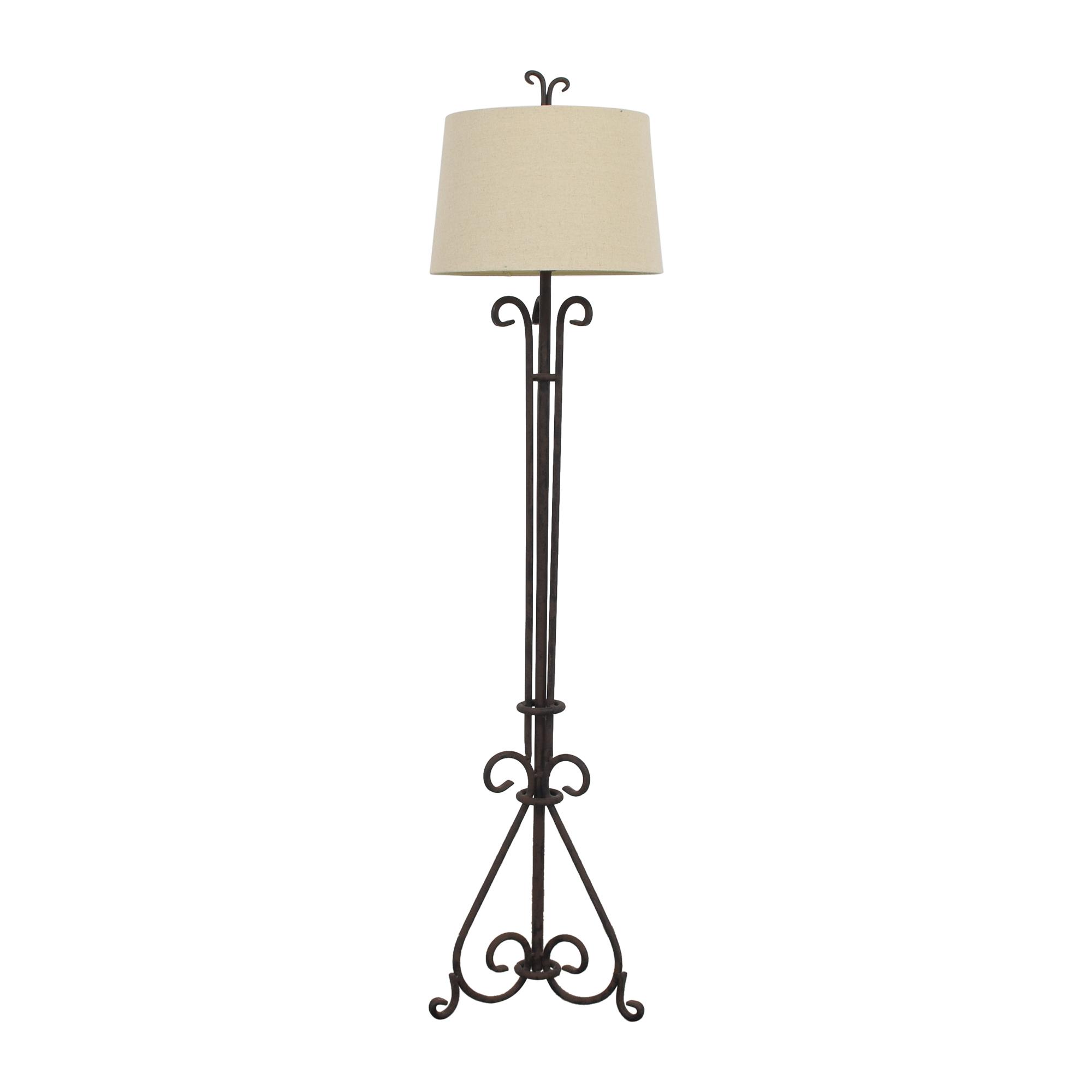 shop Rustic Floor Lamp  Lamps