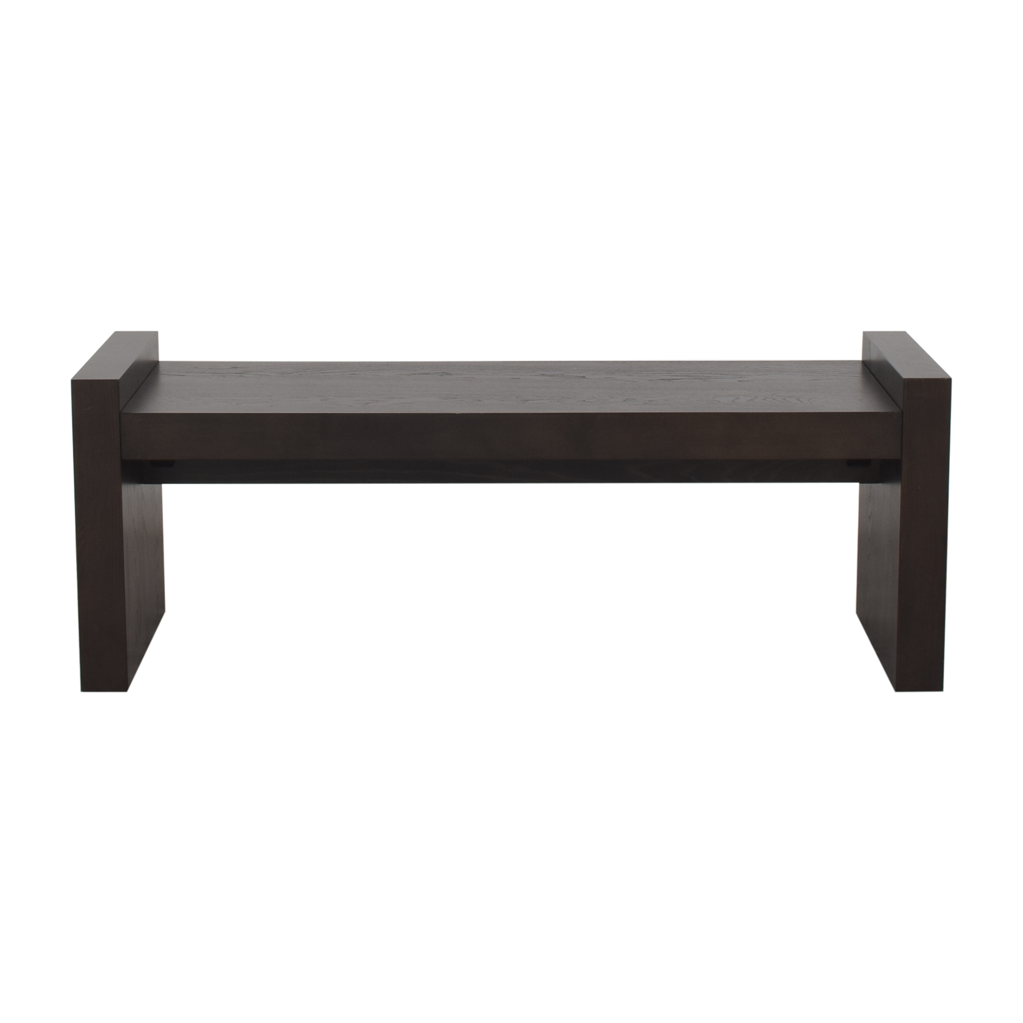West Elm West Elm Terra Dining Bench nj