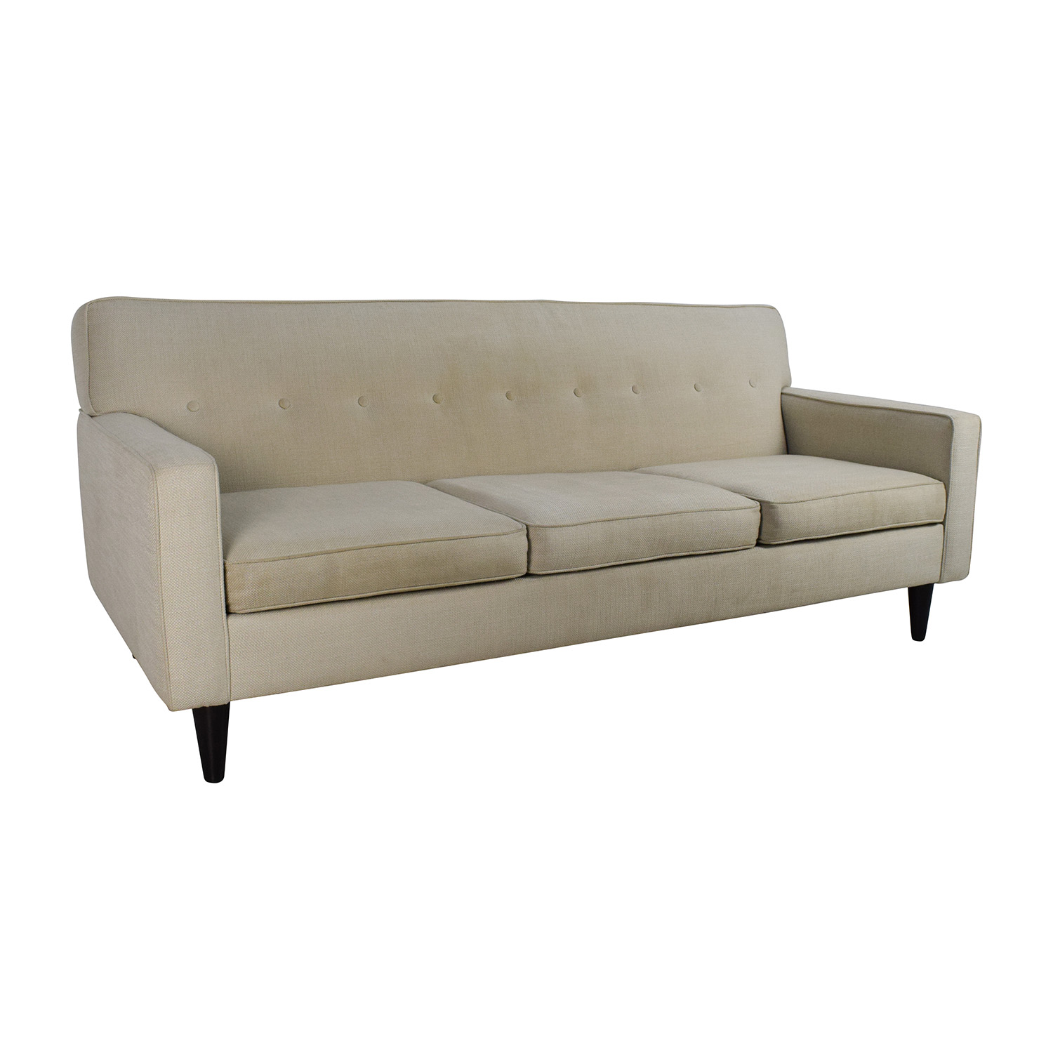 69% OFF Max Home Furniture Max Home Mid Century Sofa Sofas