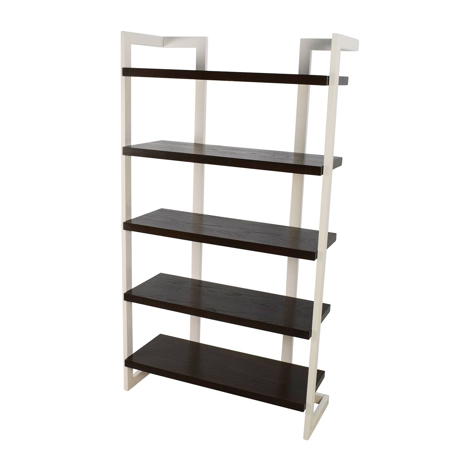 56 Off West Elm West Elm Bookcase Storage