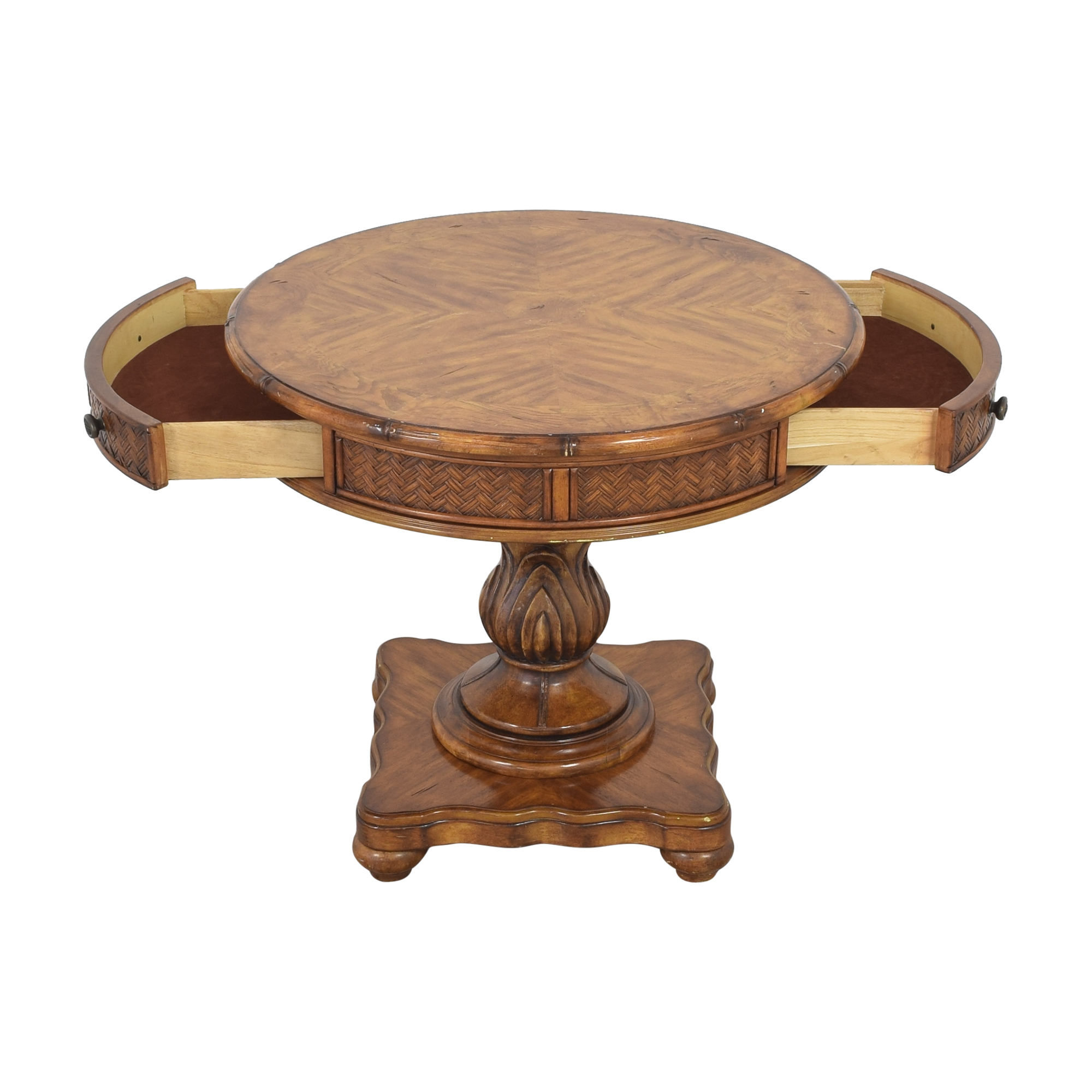 Schnadig Schnadig Round Accent Table ct