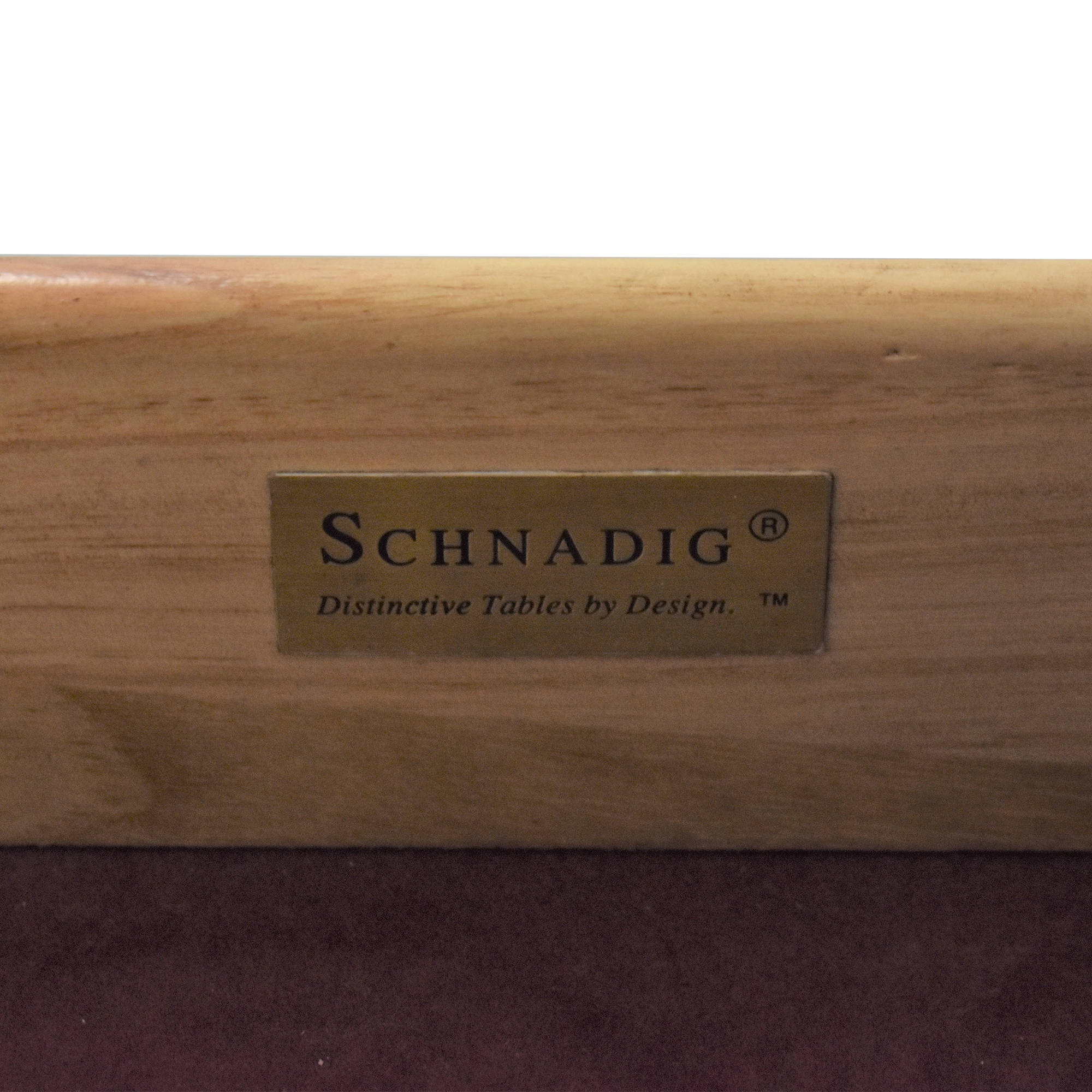 buy Schnadig Round Accent Table Schnadig Accent Tables