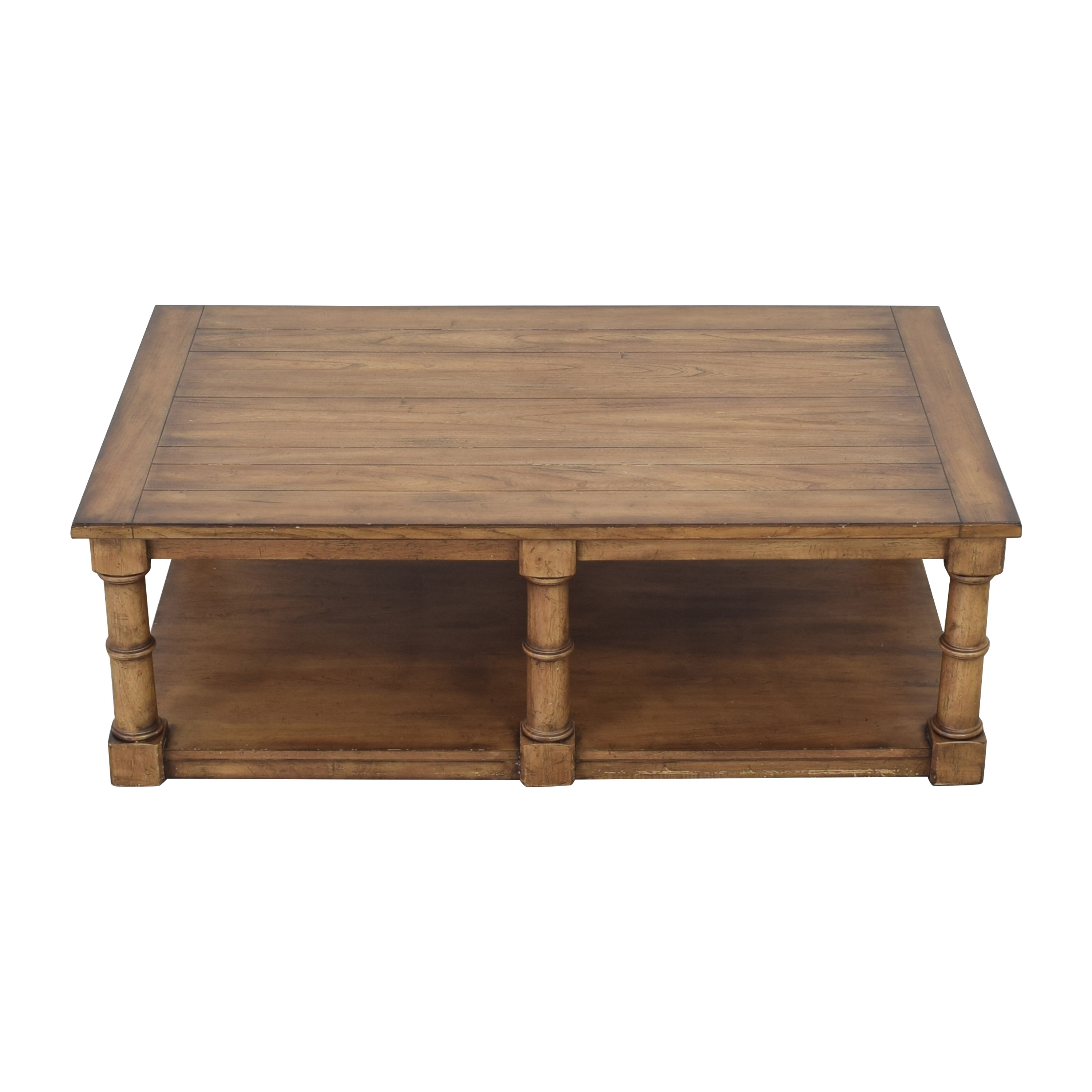 Ethan Allen Ethan Allen Storage Coffee Table used