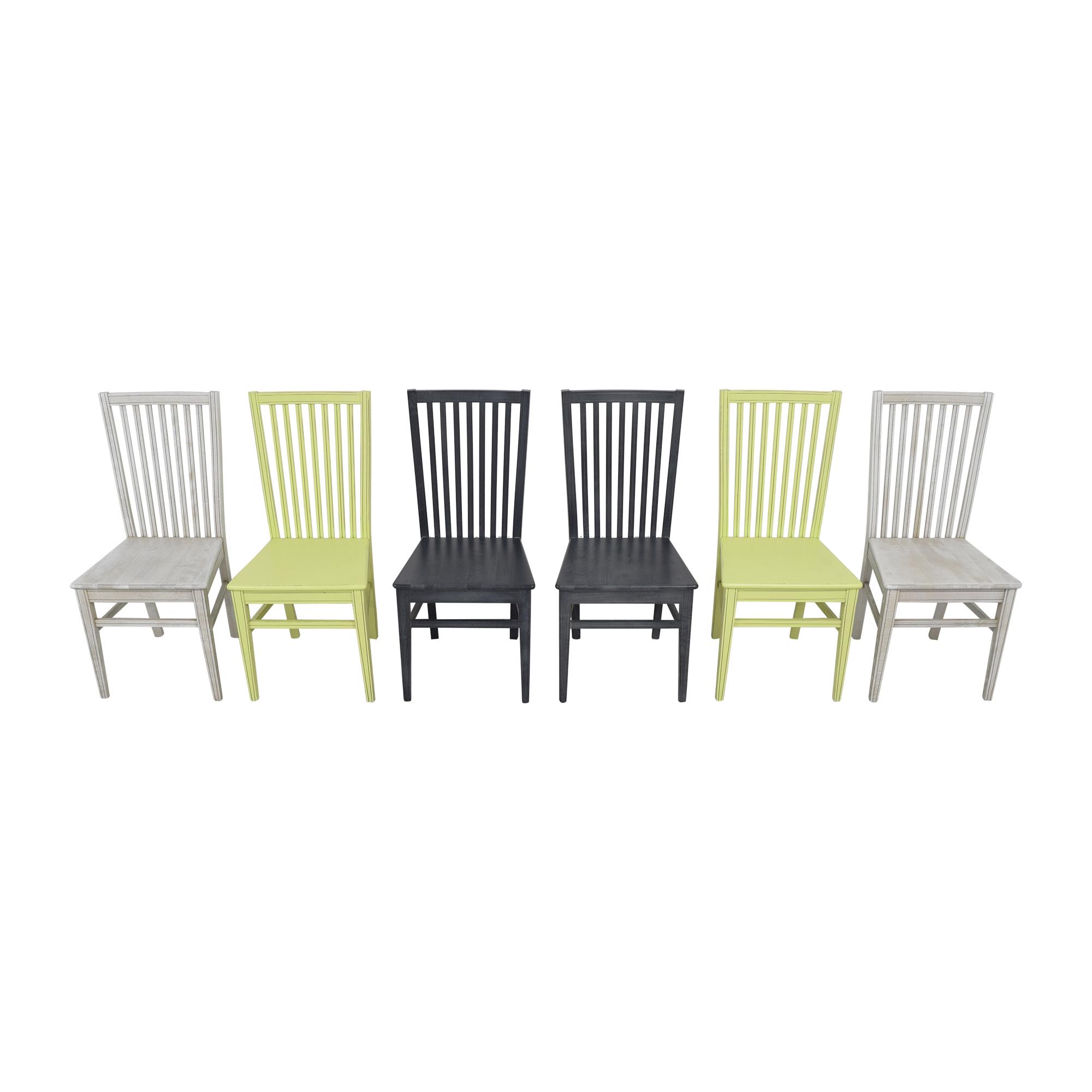 55 Off Arhaus Arhaus Farmhouse Style Dining Chairs Chairs