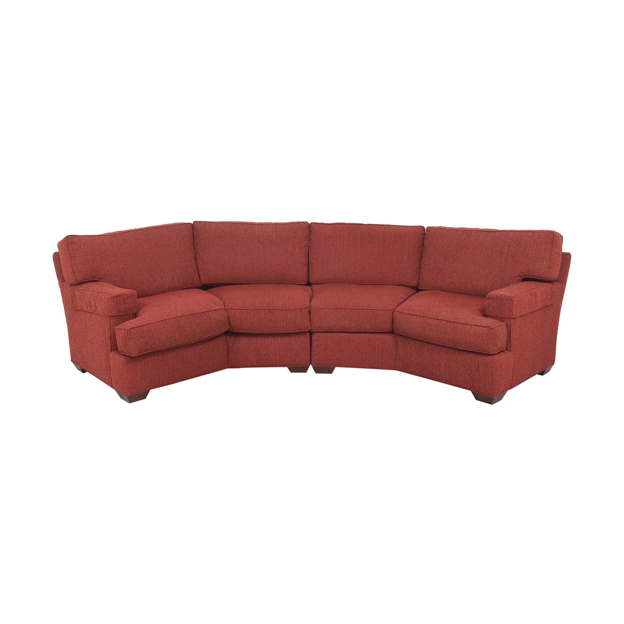 Pearson Personal Choice Four Piece Sectional Sofa Pearson