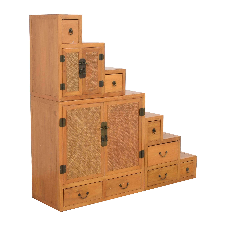 Custom Three Part Cabinet