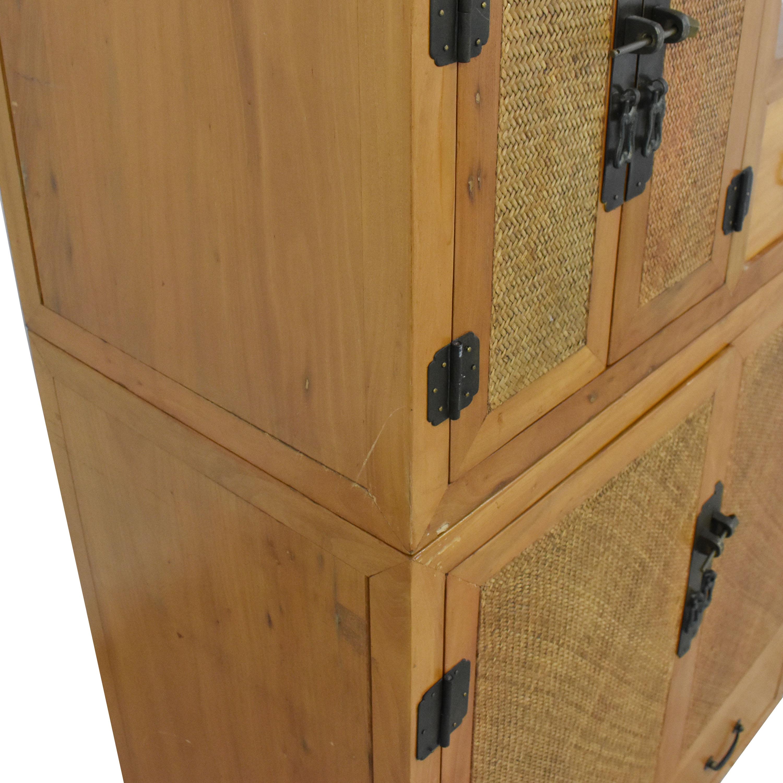 buy  Custom Three Part Cabinet online
