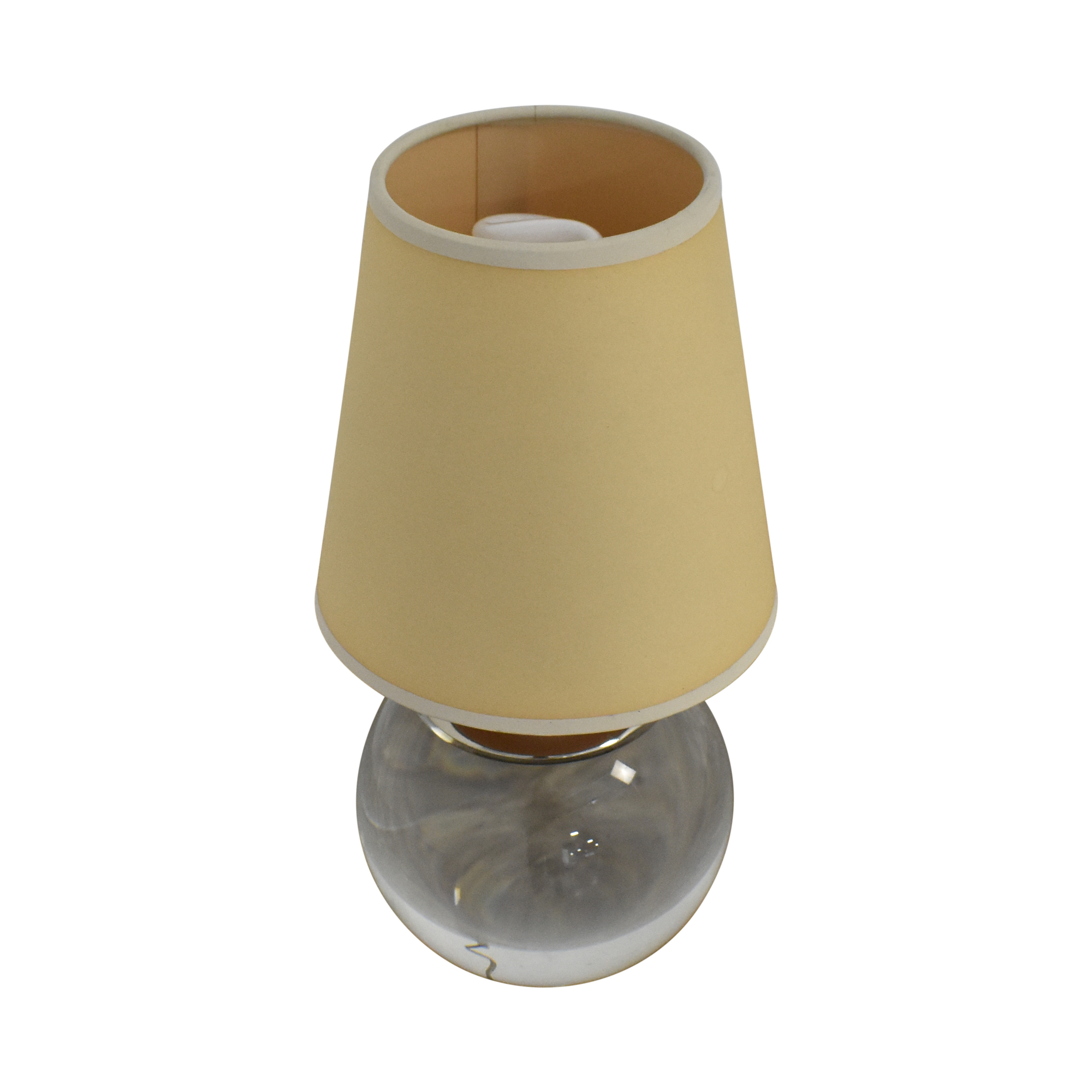 buy Williams Sonoma Round Base Table Lamp Williams Sonoma