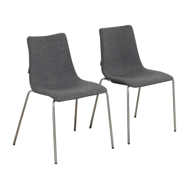 SCAB Design SCAB Design Zebra Pop Chairs Dining Chairs