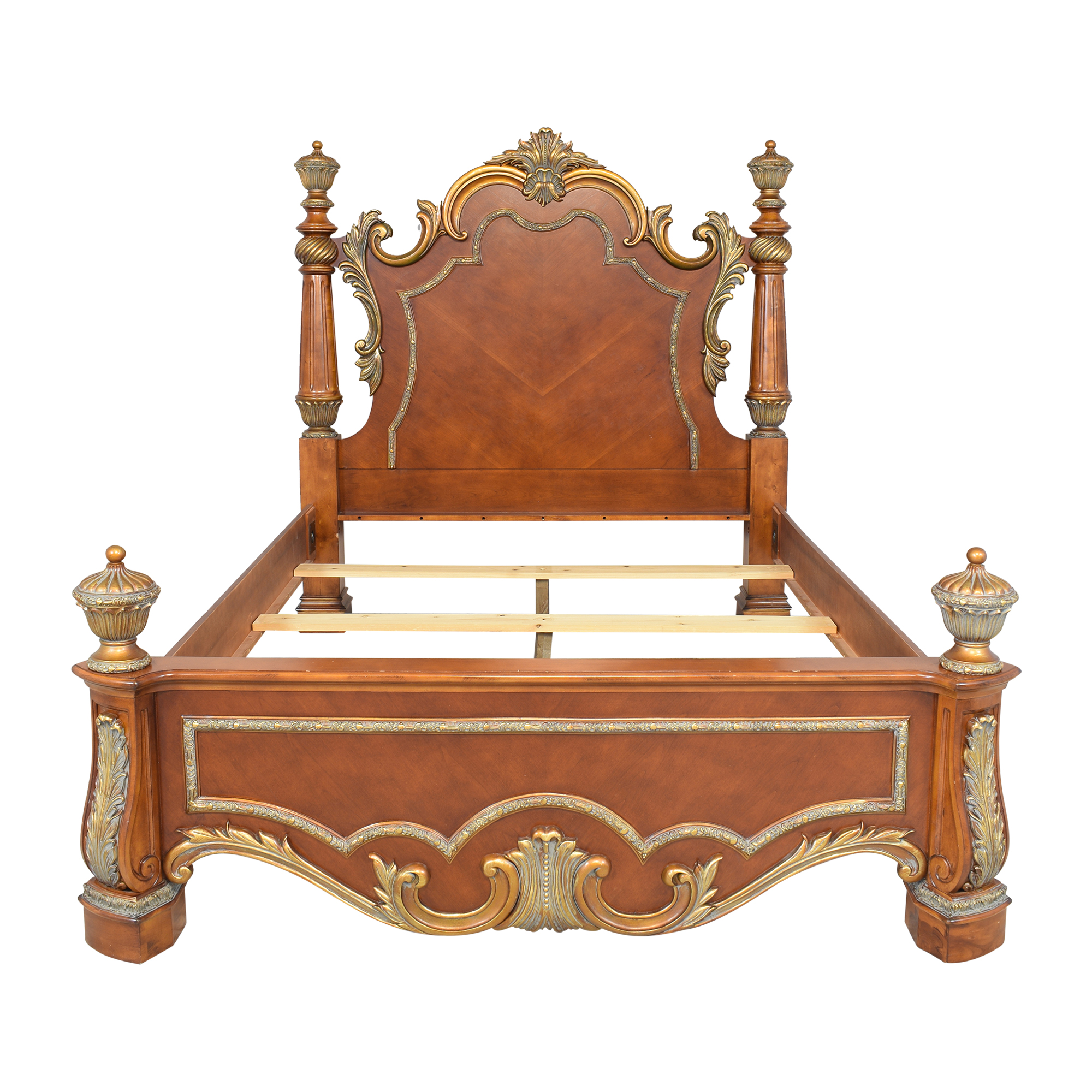 Pulaski Furniture Royalty Queen Bed Frame Pulaski Furniture