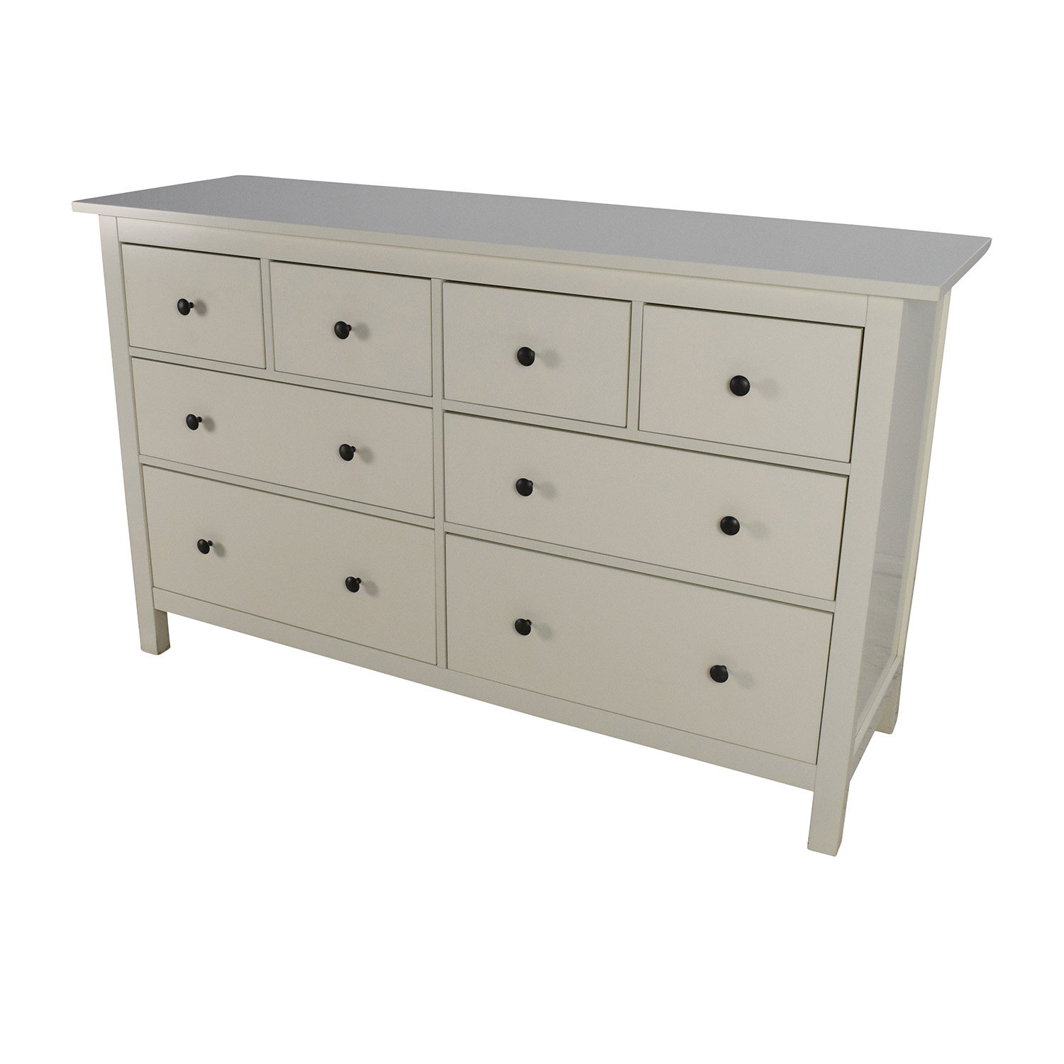 Off ikea hemnes drawer dresser storage