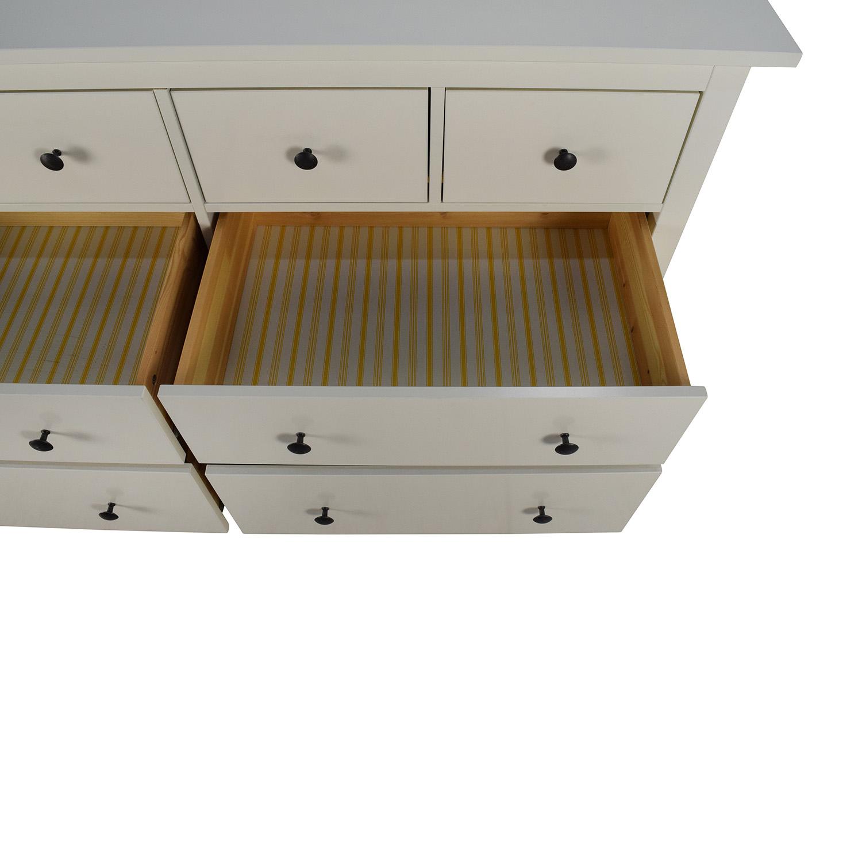 40% OFF IKEA IKEA Hemnes 8 Drawer Dresser Storage