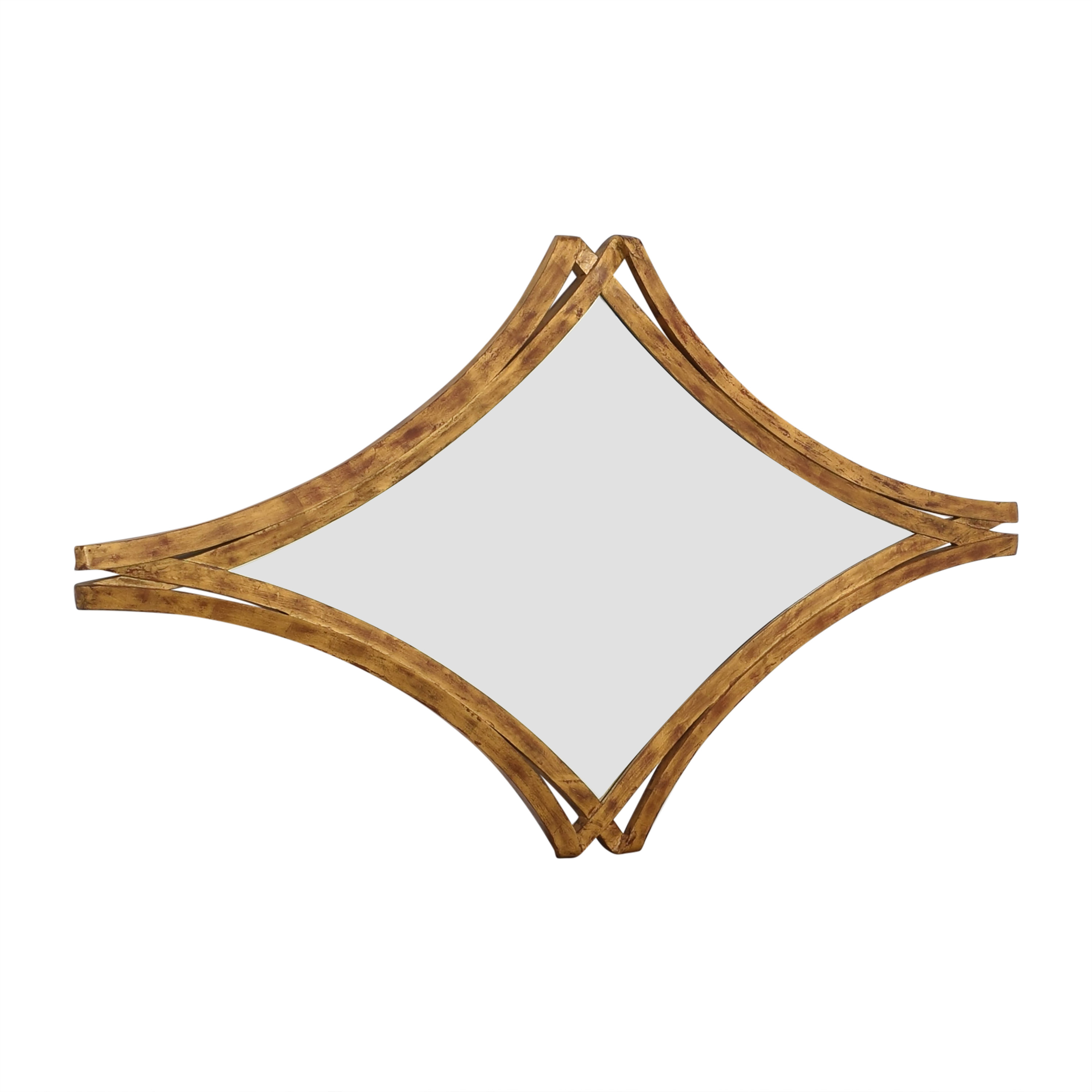 buy Christopher Guy Gold Gilded Wall Mirror Christopher Guy Decor