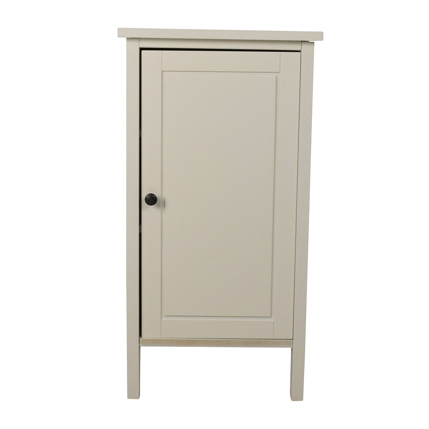separation shoes 6b372 0c623 86% OFF - IKEA IKEA Hemnes Bedside Table / Tables