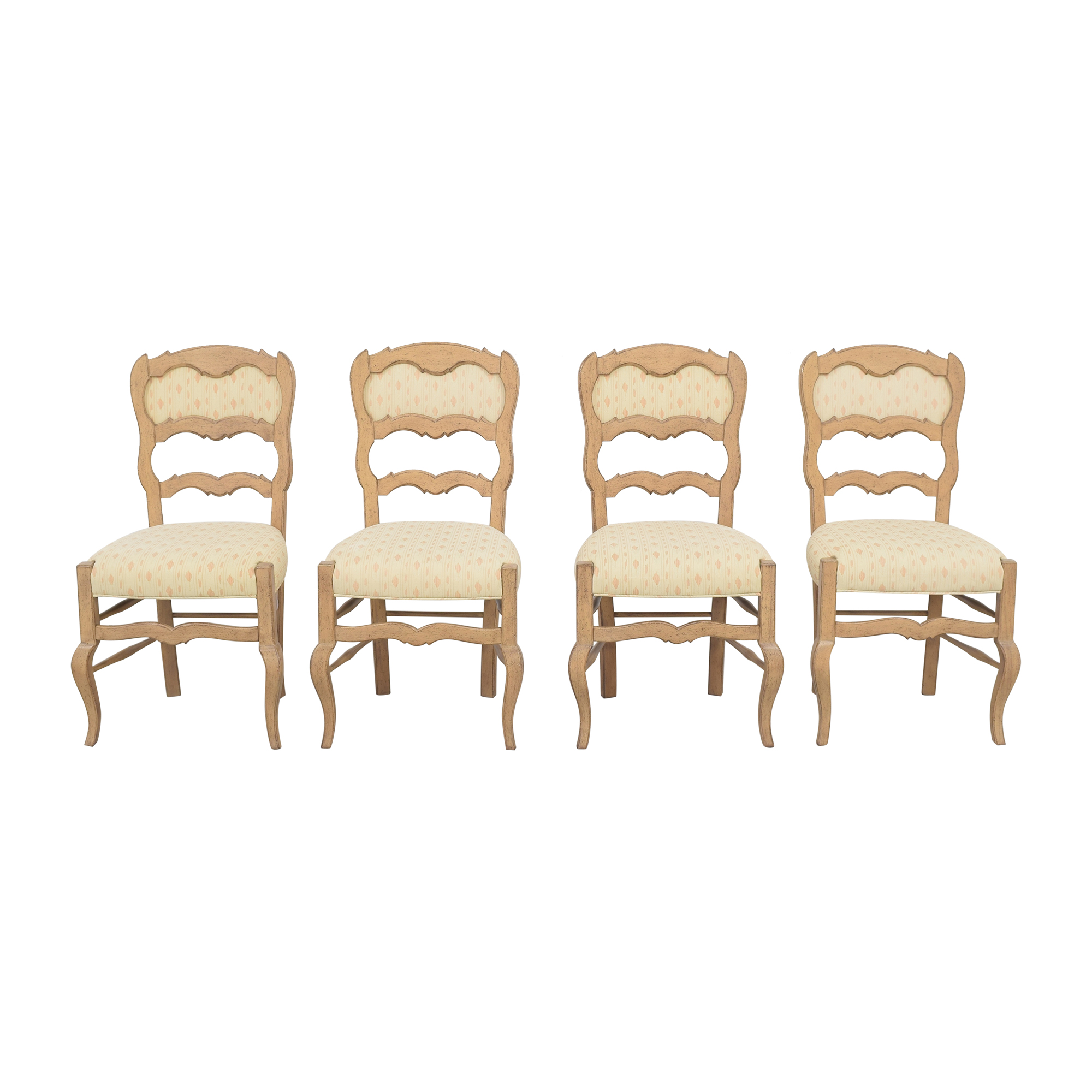 Cassard Chateau Upholstered Dining Chairs multi