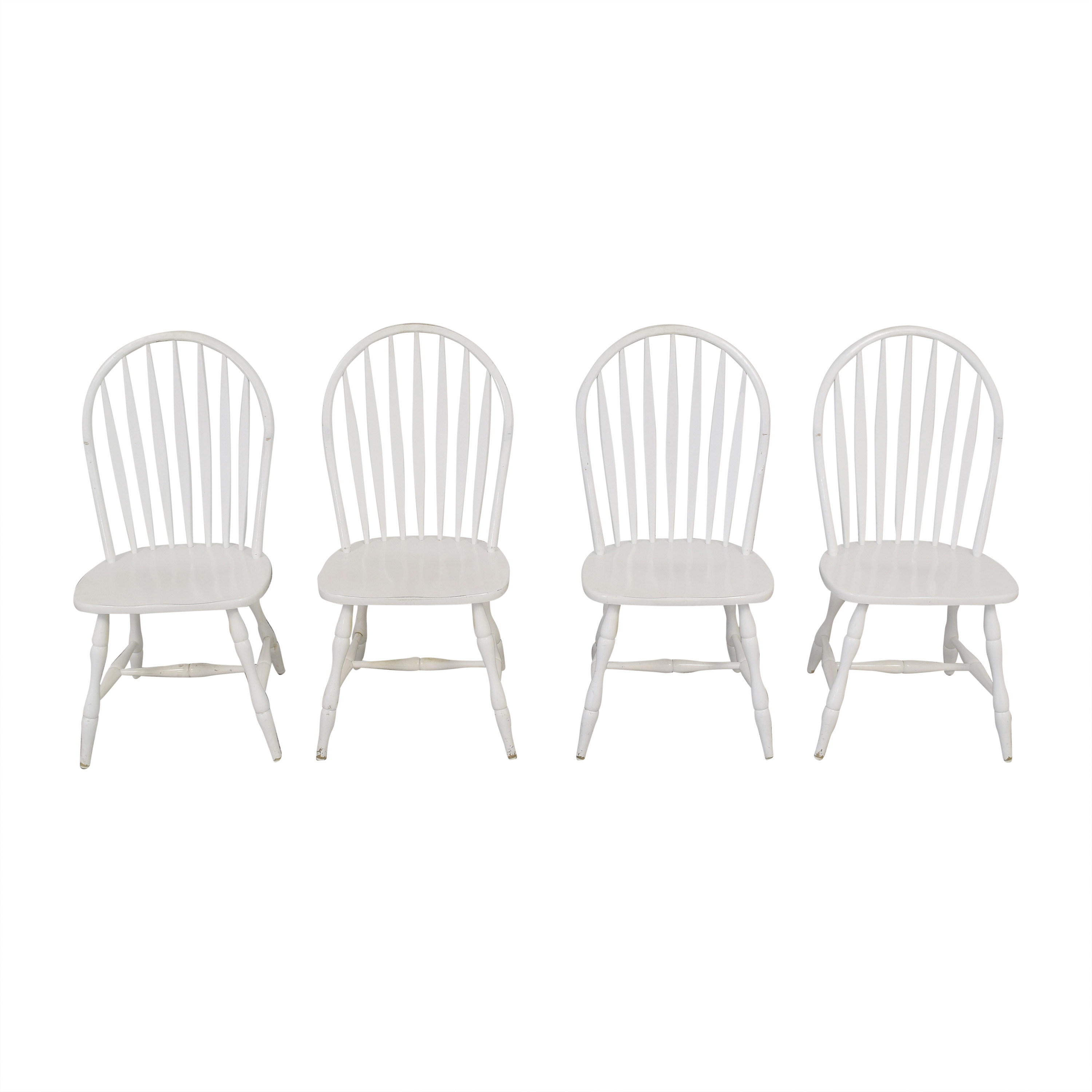 Canadel Canadel Windsor Dining Chairs nyc