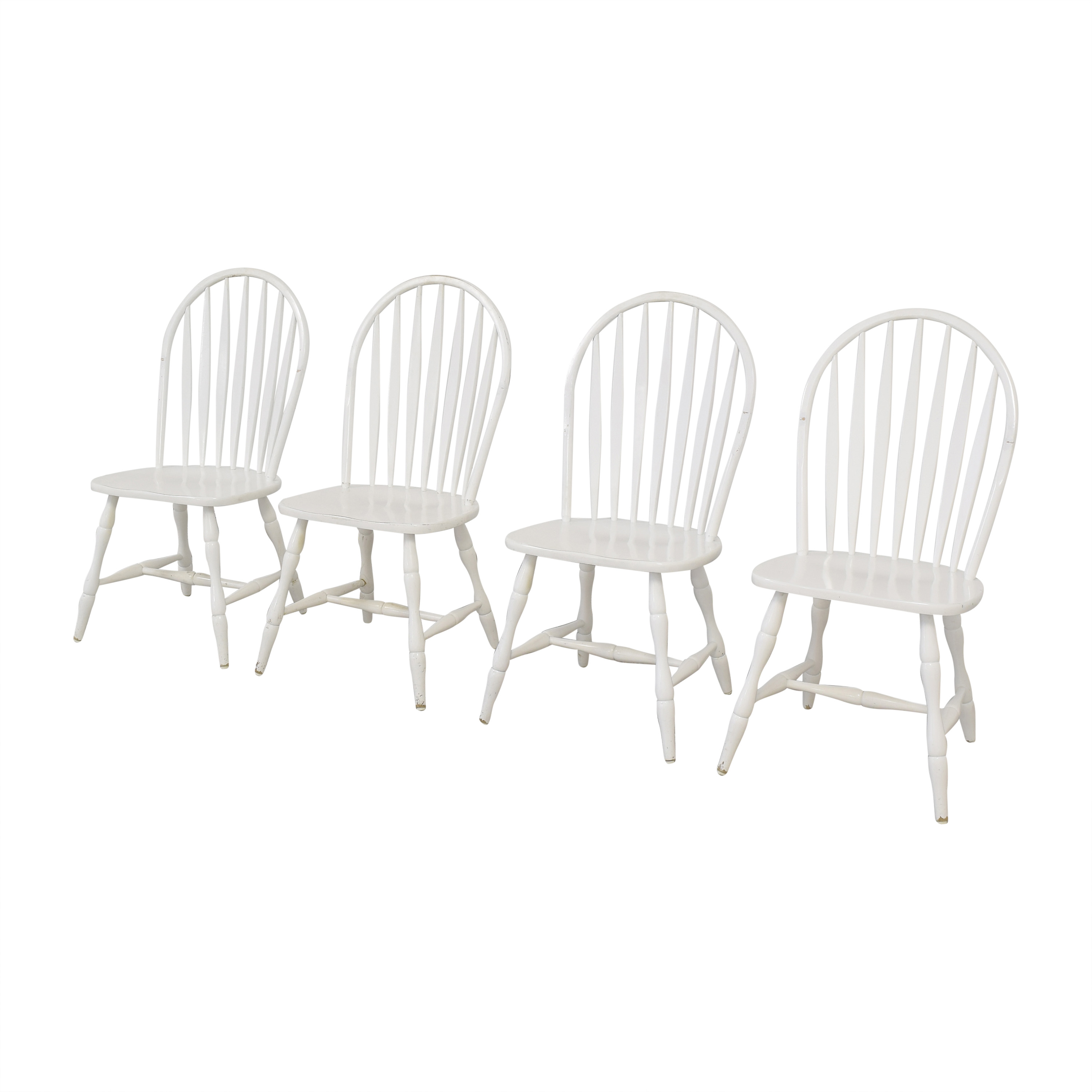 Canadel Canadel Windsor Dining Chairs for sale