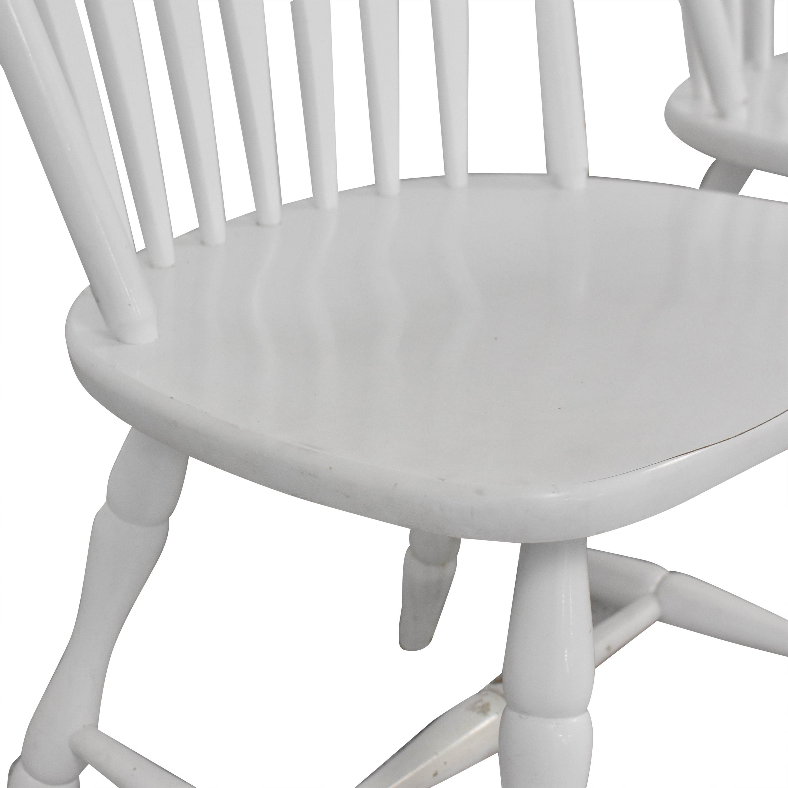 Canadel Canadel Windsor Dining Chairs used