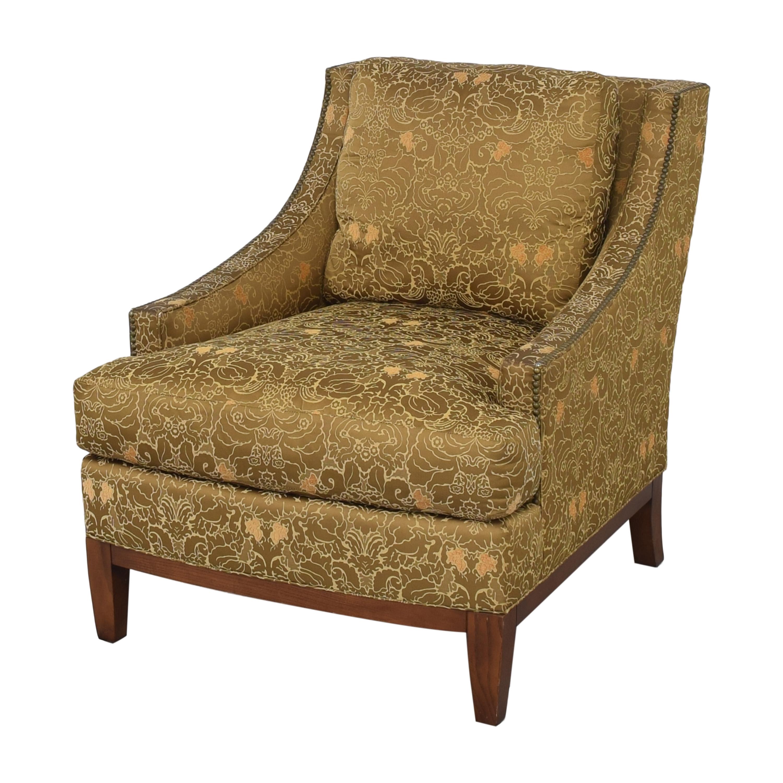 Kravet Classic Accent Chair Kravet