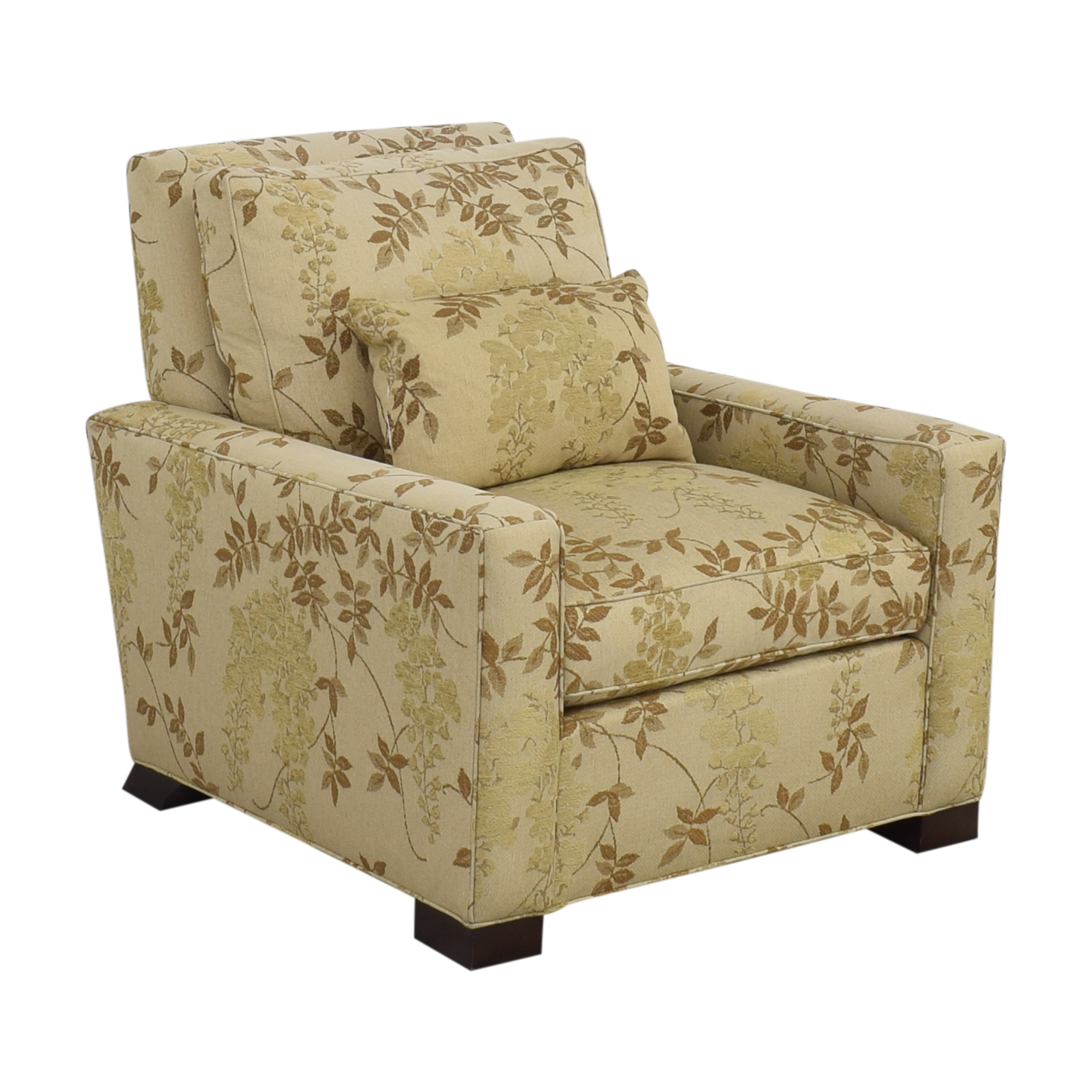 Hickory Chair Hickory Chair Upholstered Club Chair nj