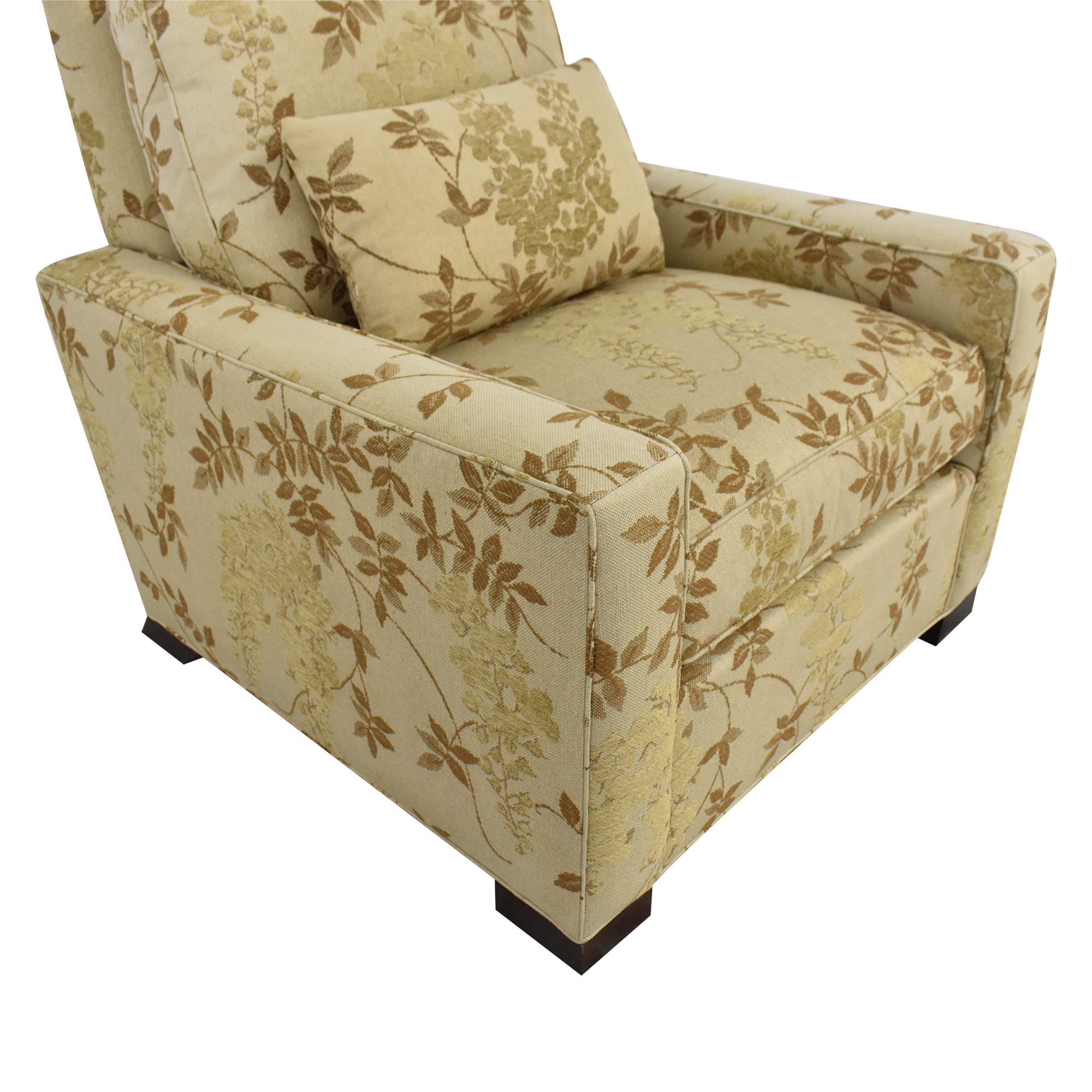 shop Hickory Chair Upholstered Club Chair Hickory Chair Accent Chairs