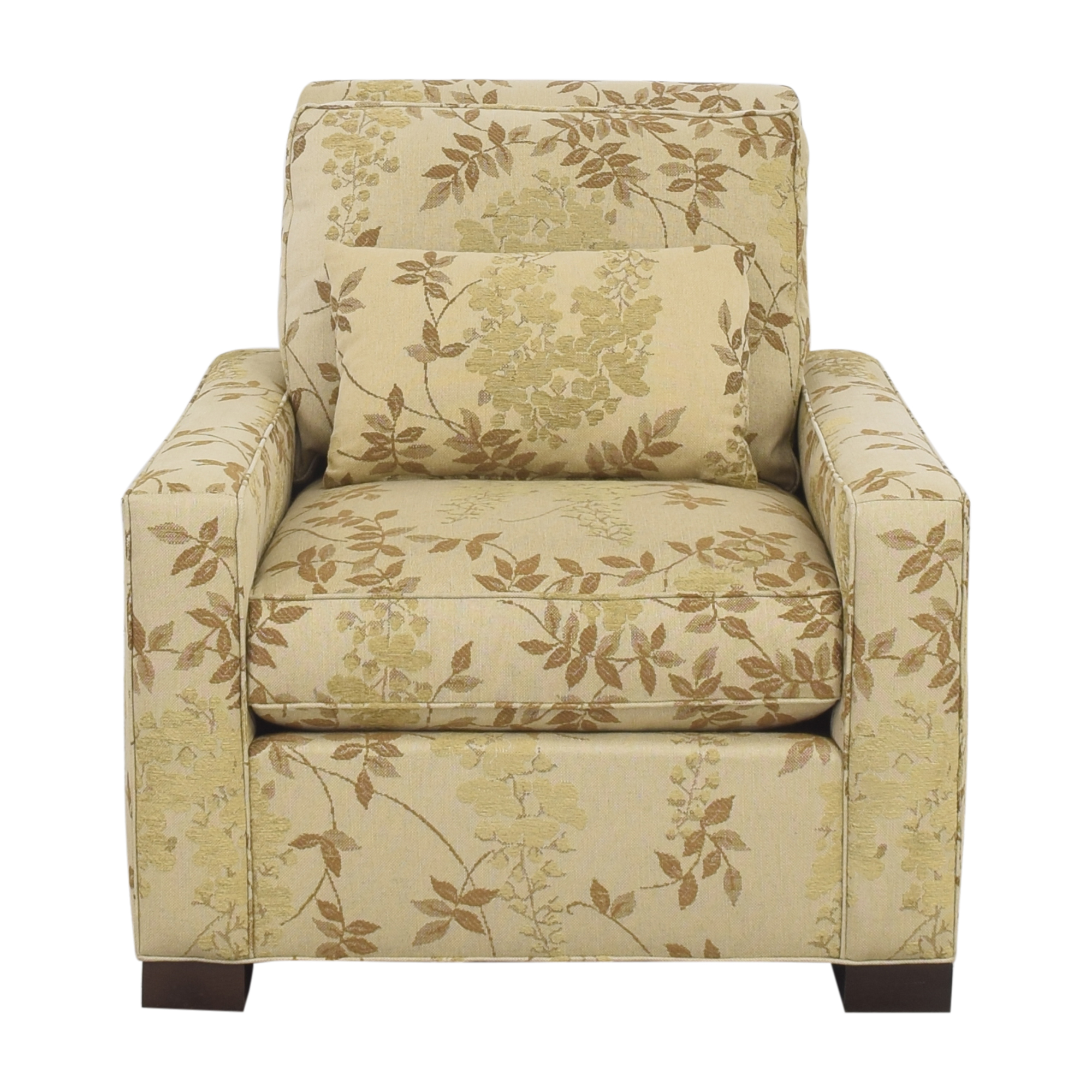 buy Hickory Chair Upholstered Club Chair Hickory Chair