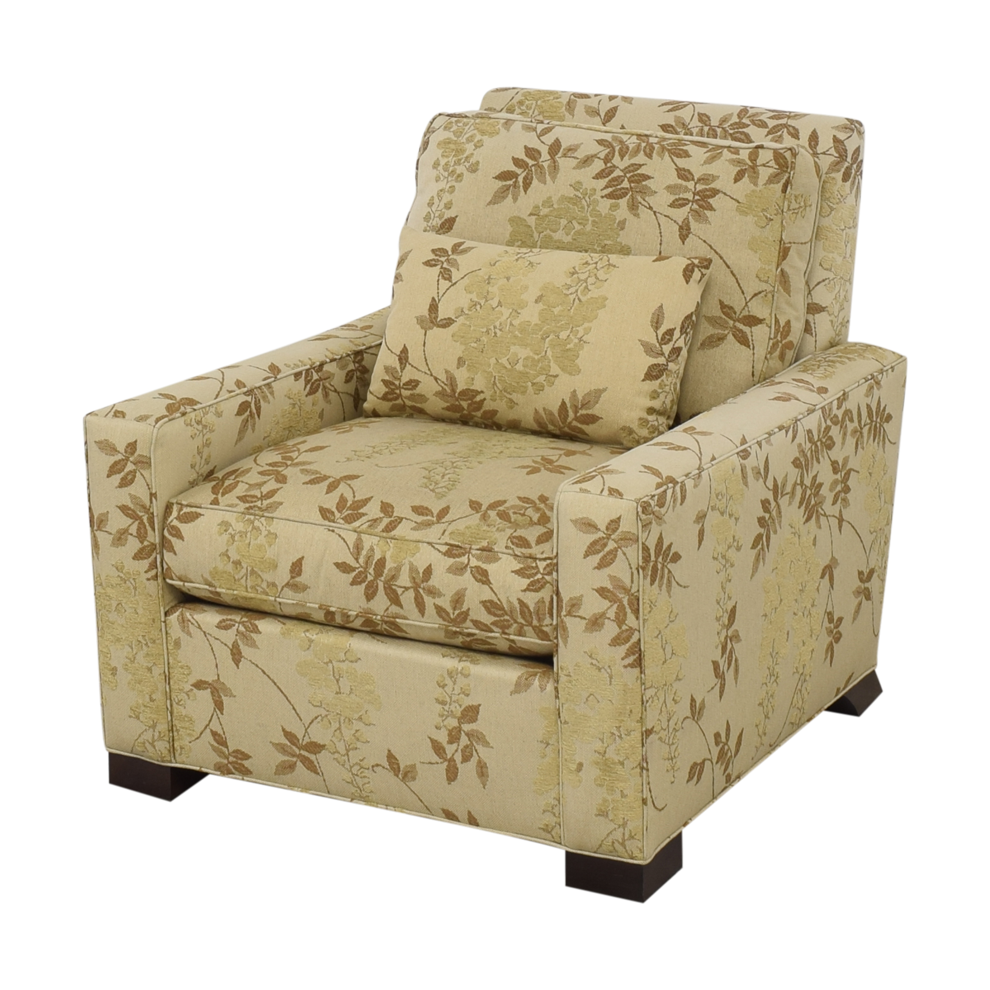 Hickory Chair Upholstered Club Chair sale