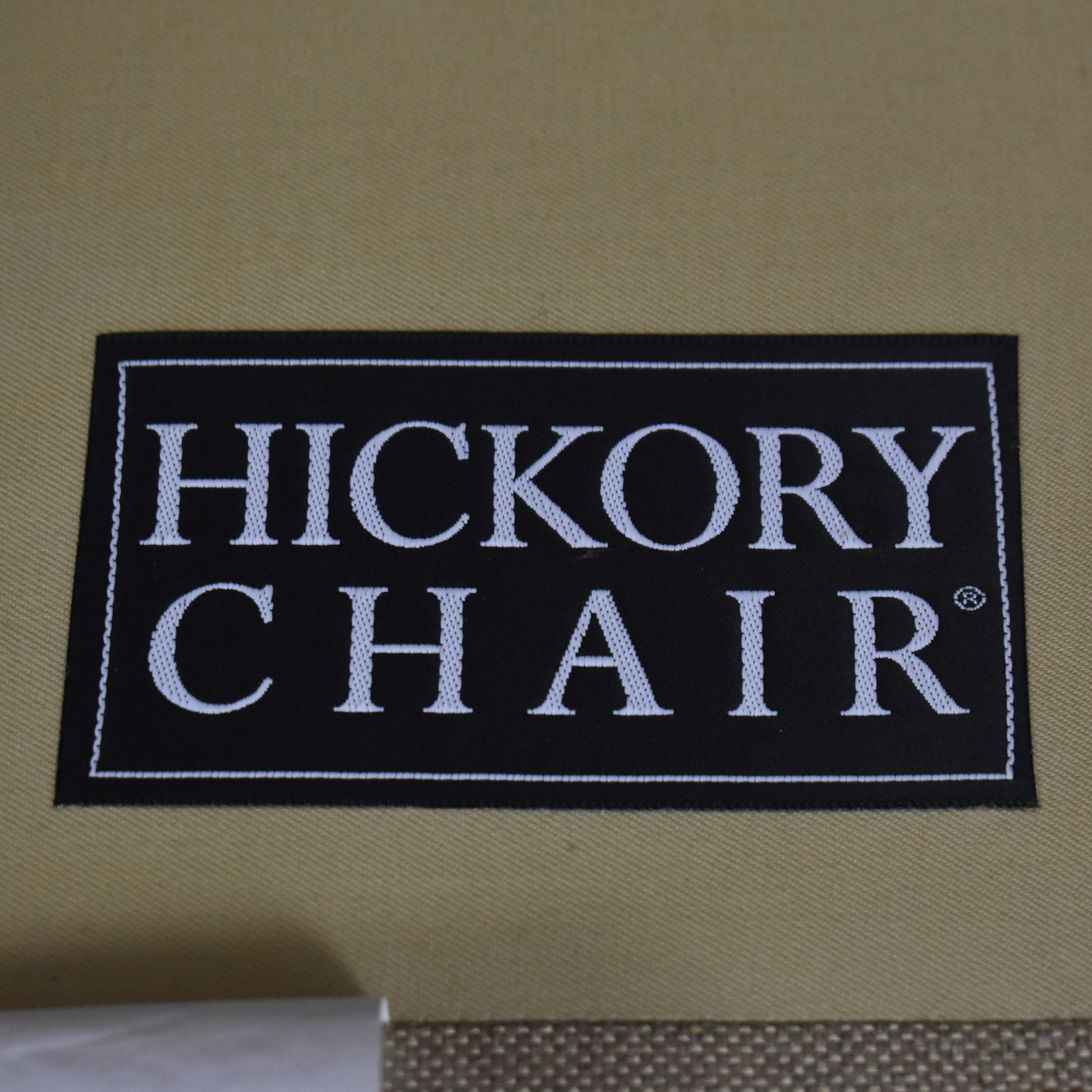Hickory Chair Hickory Chair Upholstered Club Chair nyc