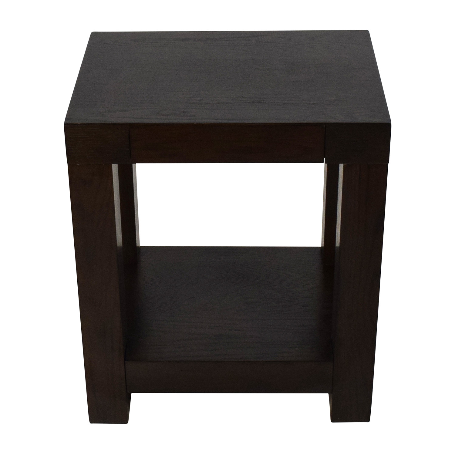 west elm end table 76% OFF   West Elm West Elm Parsons End Table / Tables west elm end table