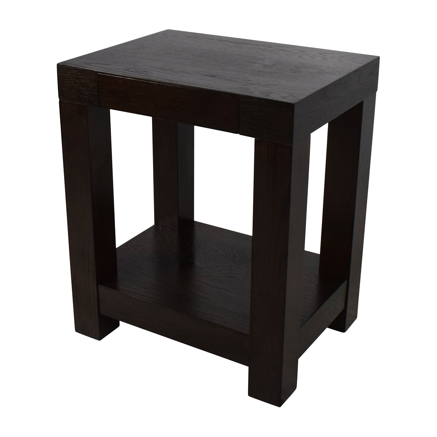 OFF West Elm West Elm Parsons End Table Tables - West elm parsons end table