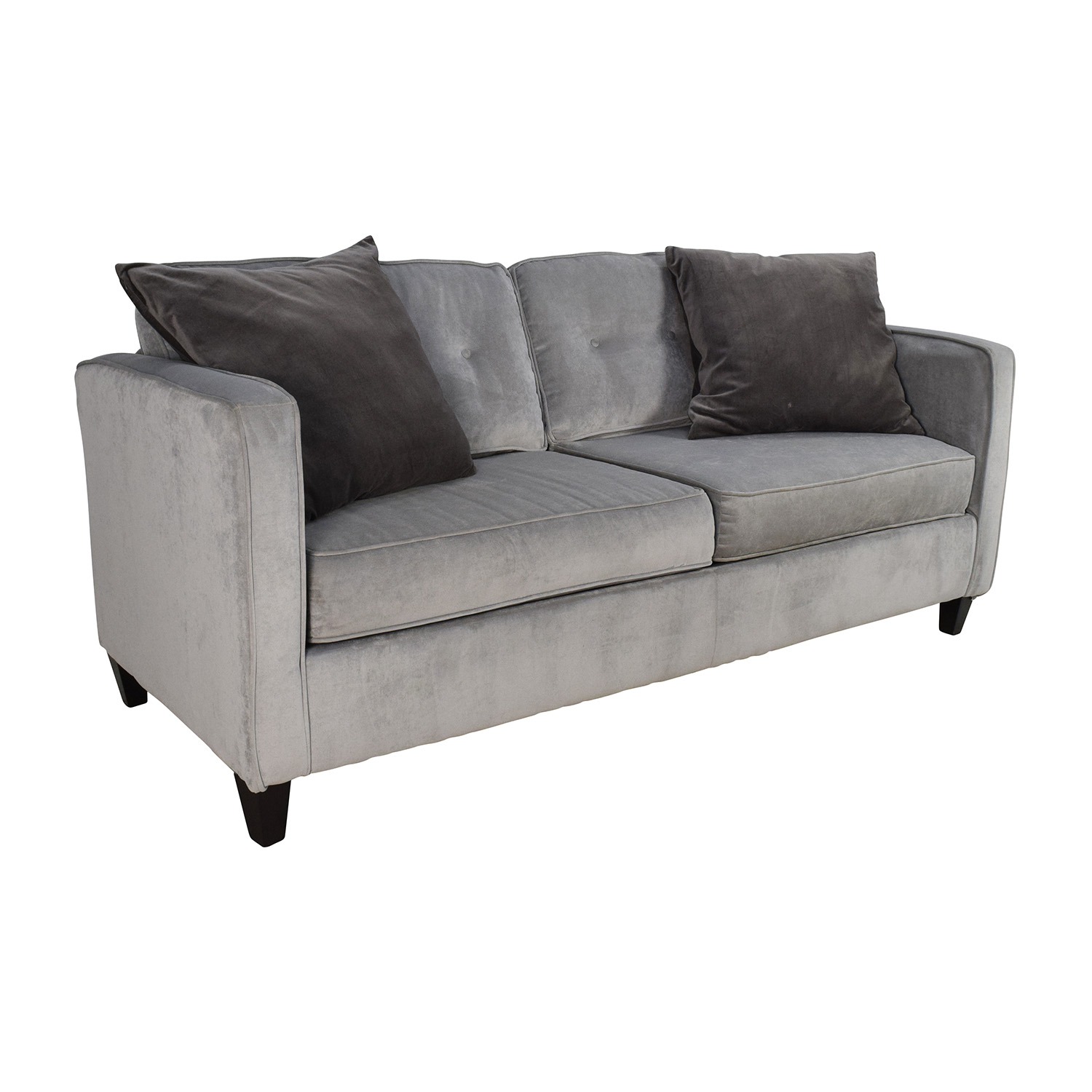 40% OFF - Raymour and Flanigan Raymour & Flanigan Kierland Couch ...