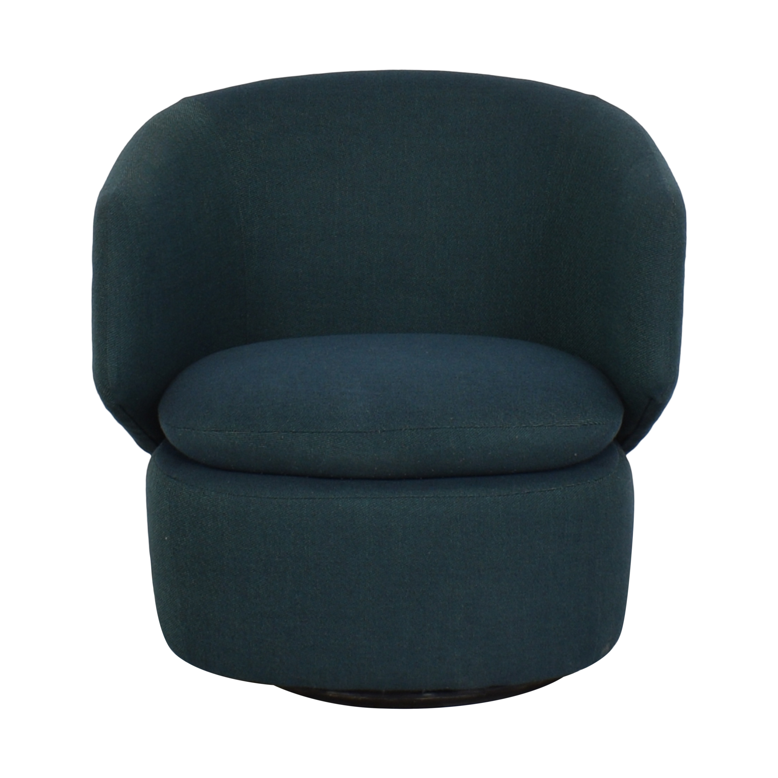 West Elm West Elm Crescent Swivel Chair Chairs