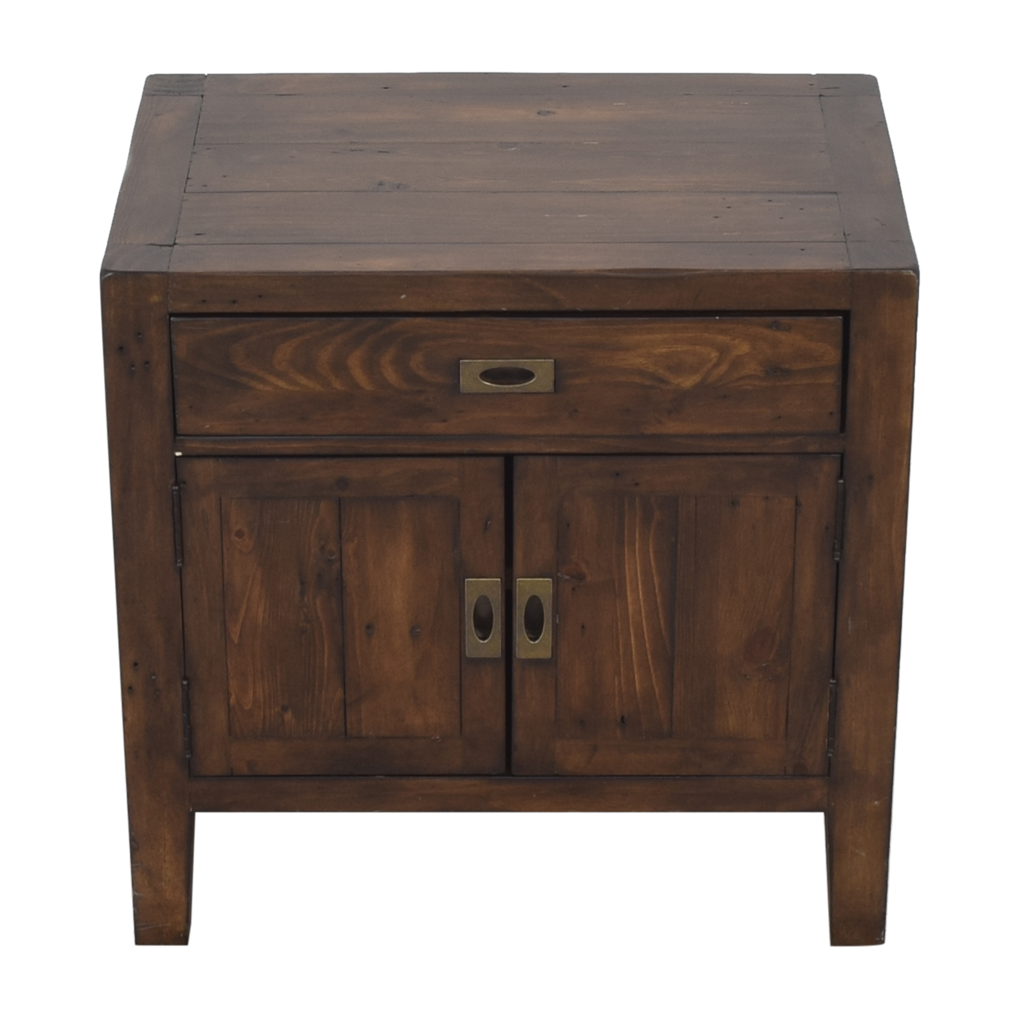 Crate & Barrel Morris Nightstand / End Tables