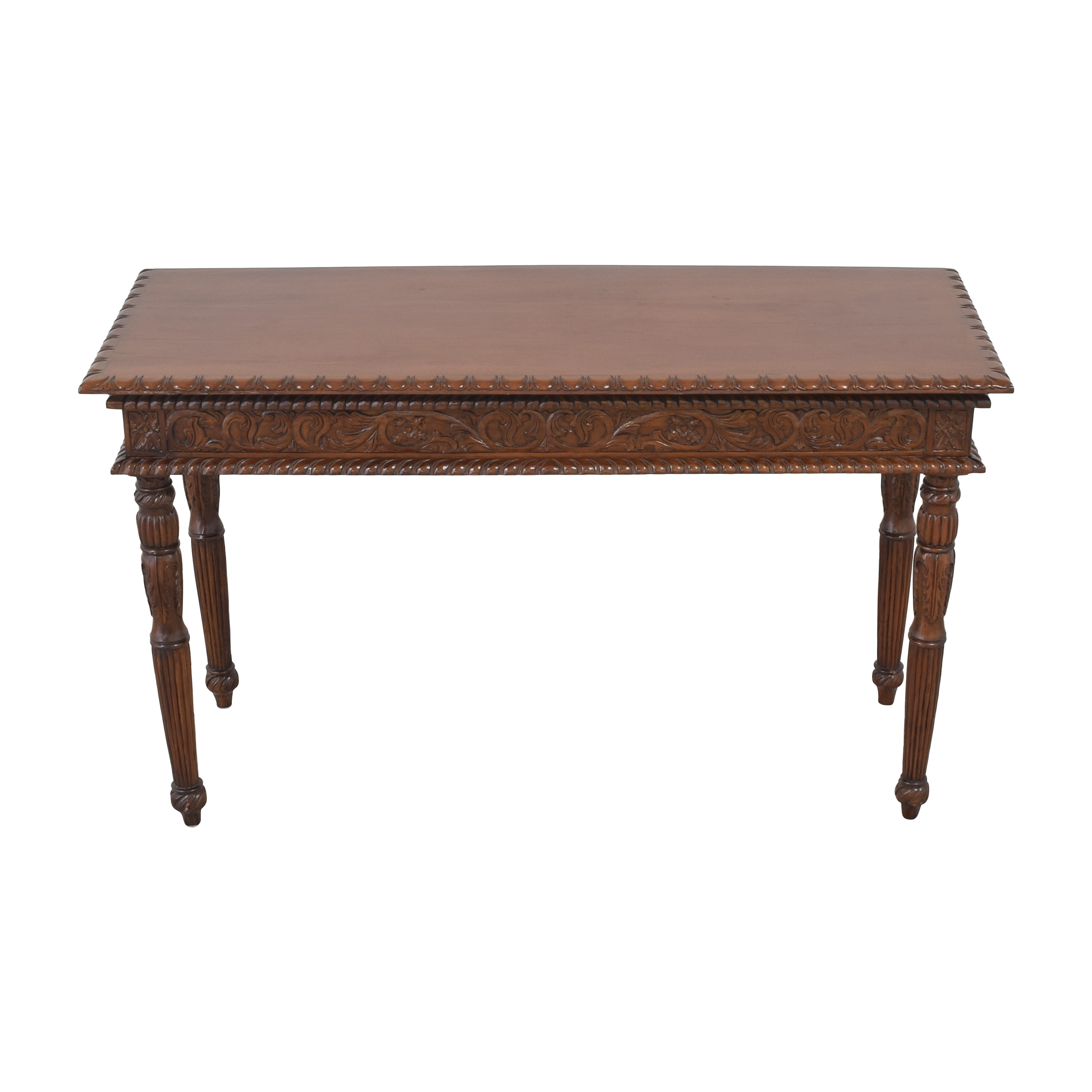 Carved Console Table Tables