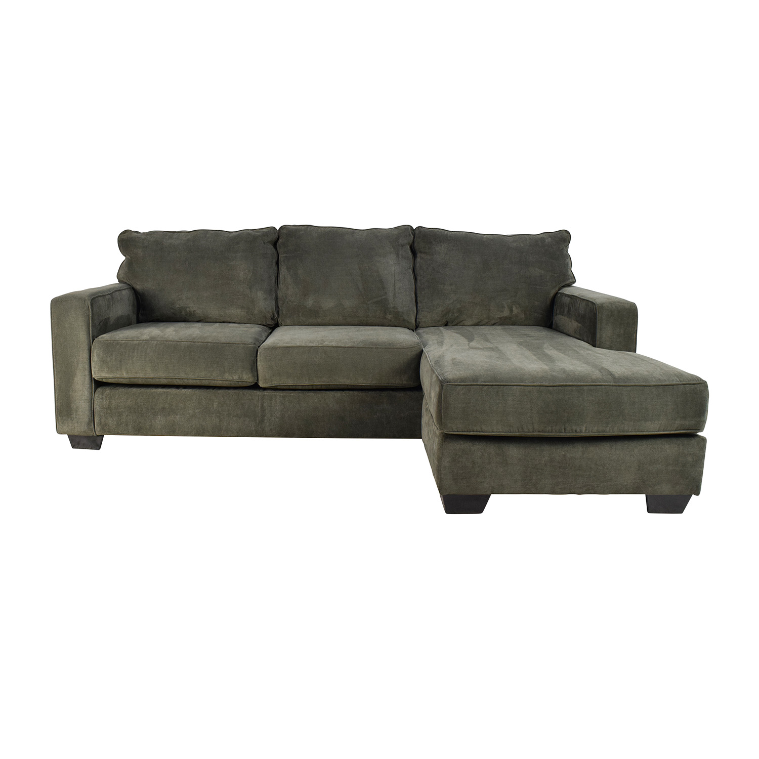 37% OFF - Jennifer Furniture Jennifer Convertibles Sectional Sofa / Sofas