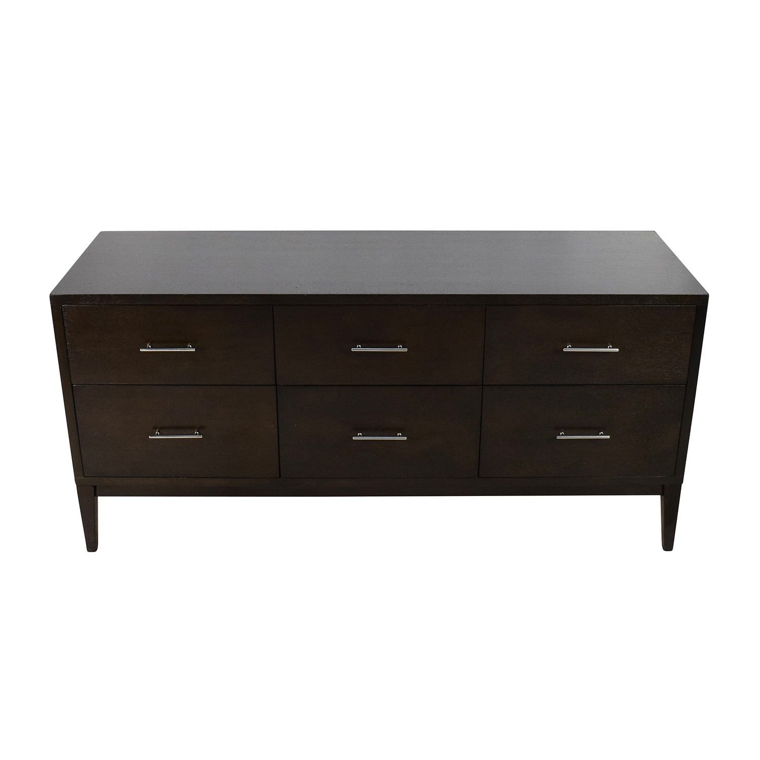 West Elm West Elm Narrow Leg 6-Drawer Dresser second hand