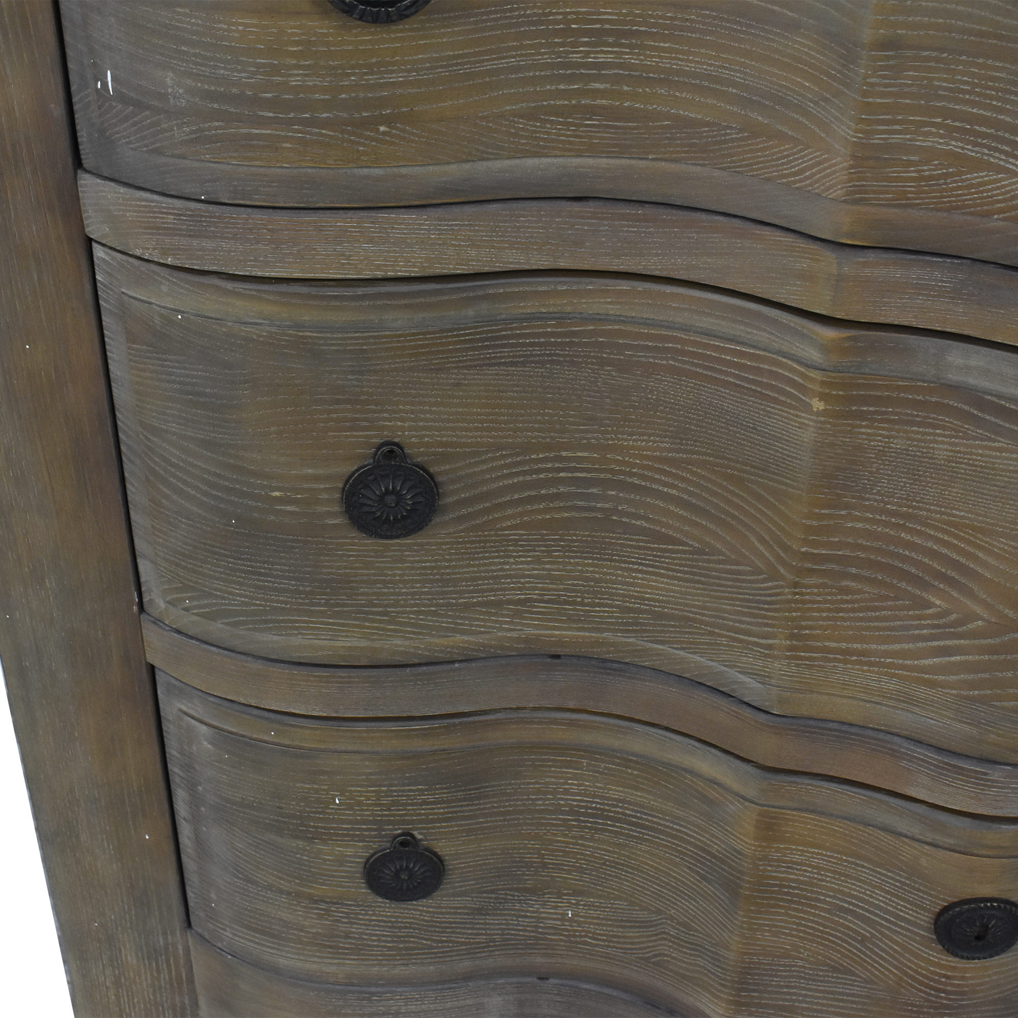 Schnadig Schnadig Home Collection Rustic Chest of Drawers ma
