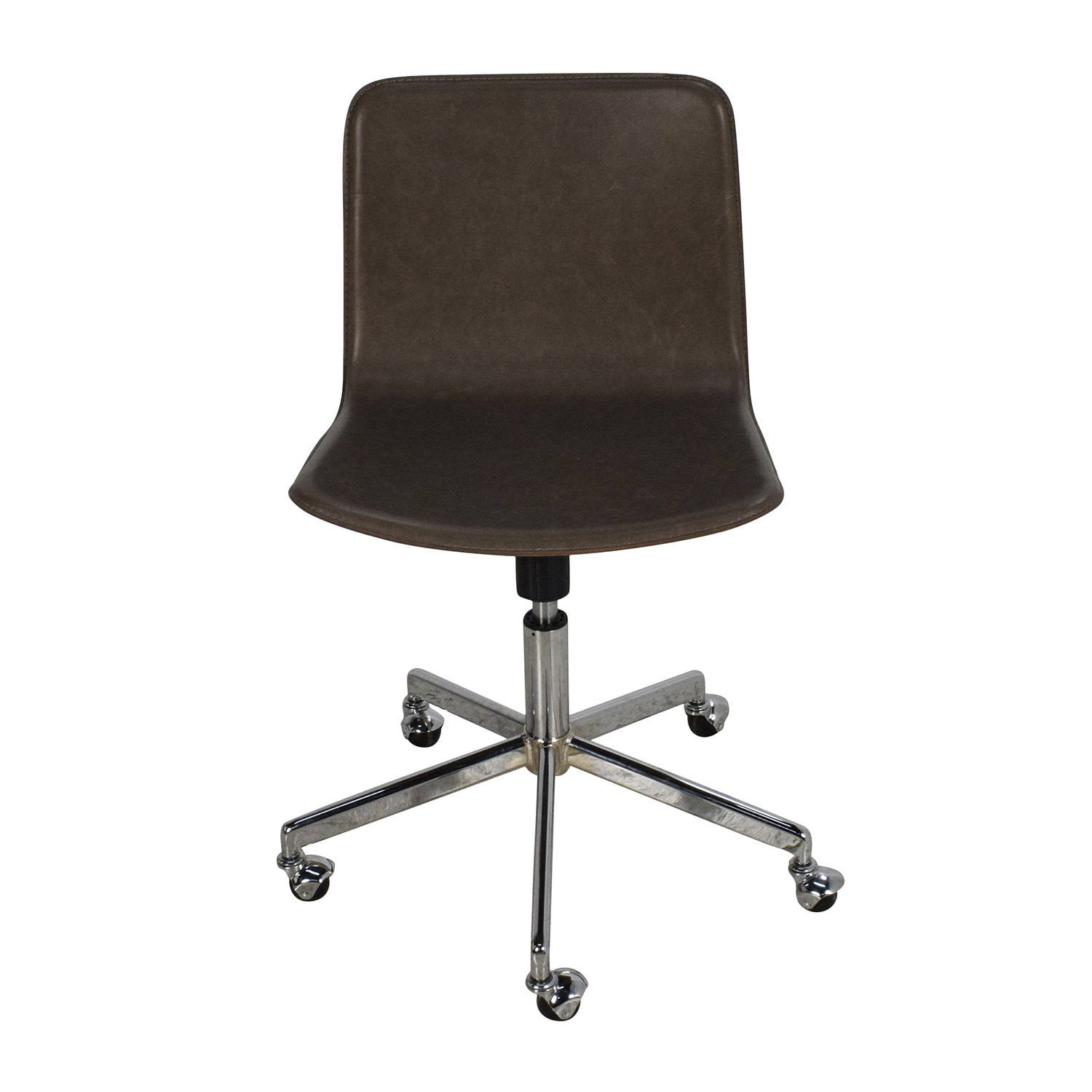63% OFF Adjustable Black fice Arm Chair Chairs
