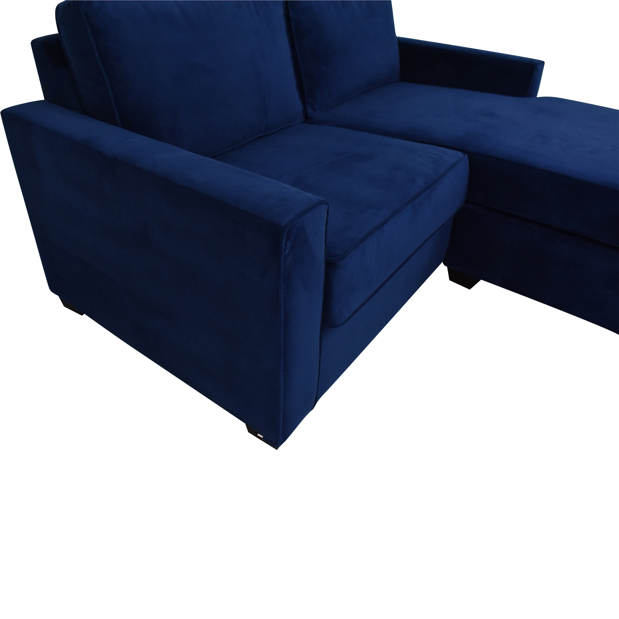 Pottery Barn Pottery Barn SoMa Fremont Square Arm Upholstered Sofa with Reversible Chaise Sectional nj