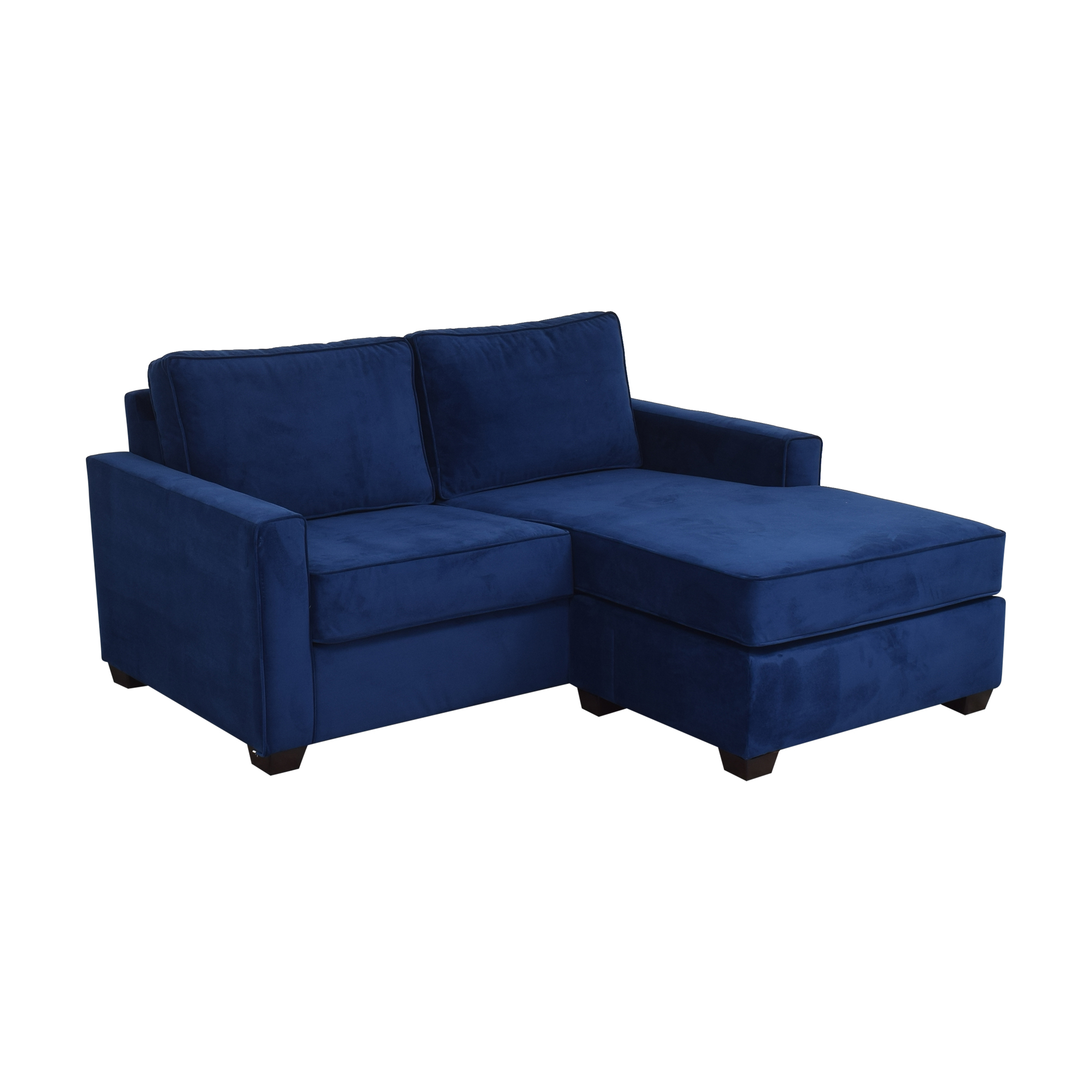 Pottery Barn Pottery Barn SoMa Fremont Square Arm Upholstered Sofa with Reversible Chaise Sectional