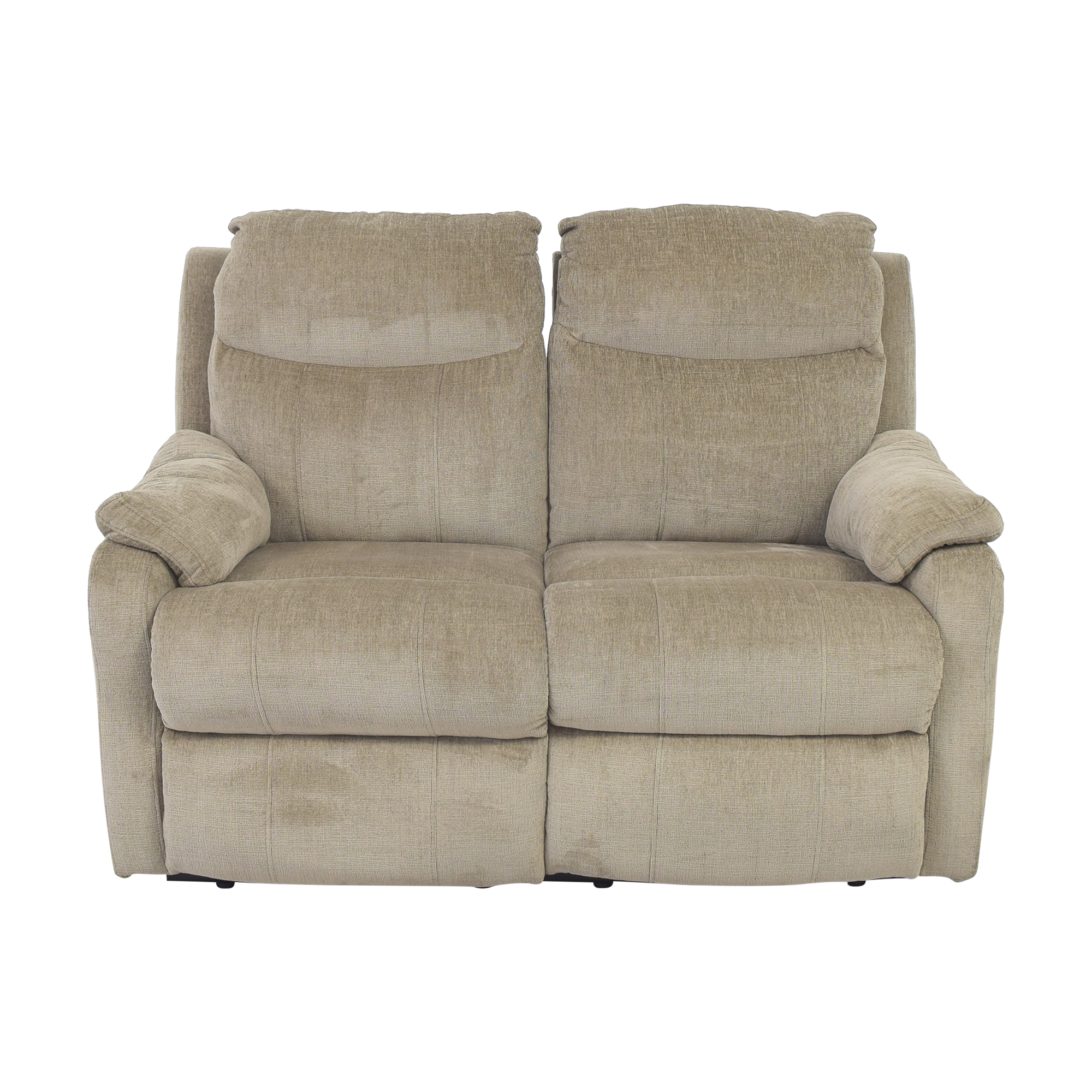Klaussner Klausner Electric Recliner Loveseat Loveseats