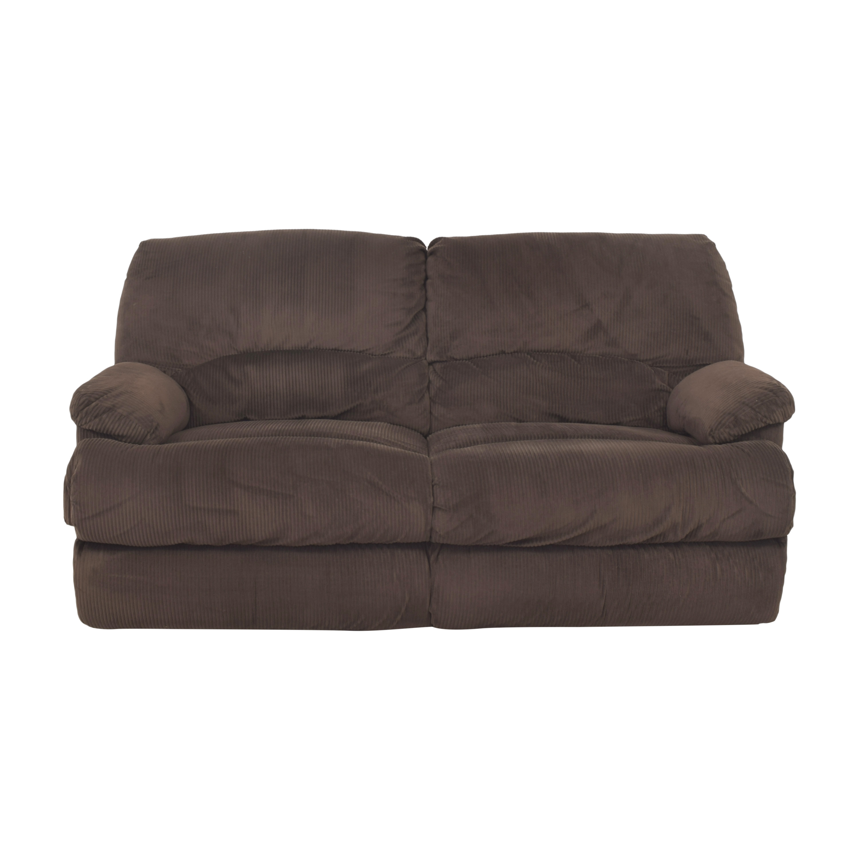 shop England Furniture Reclining Power Sofa England Furniture Sofas