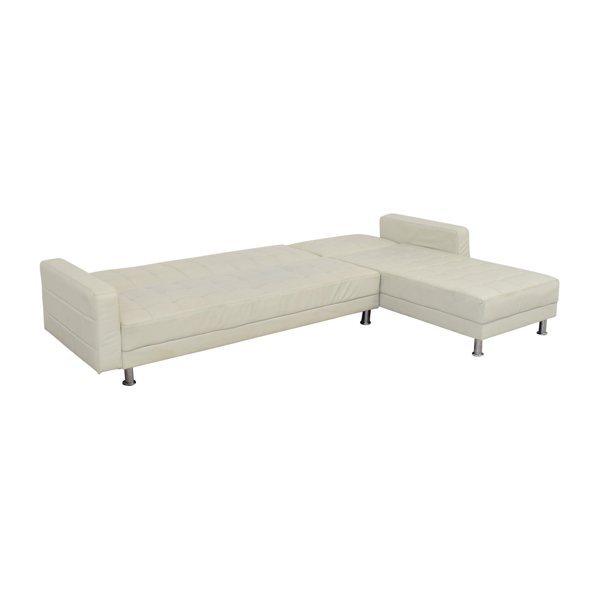 Wayfair Spirit Lake Sleeper Sectional Sofa sale