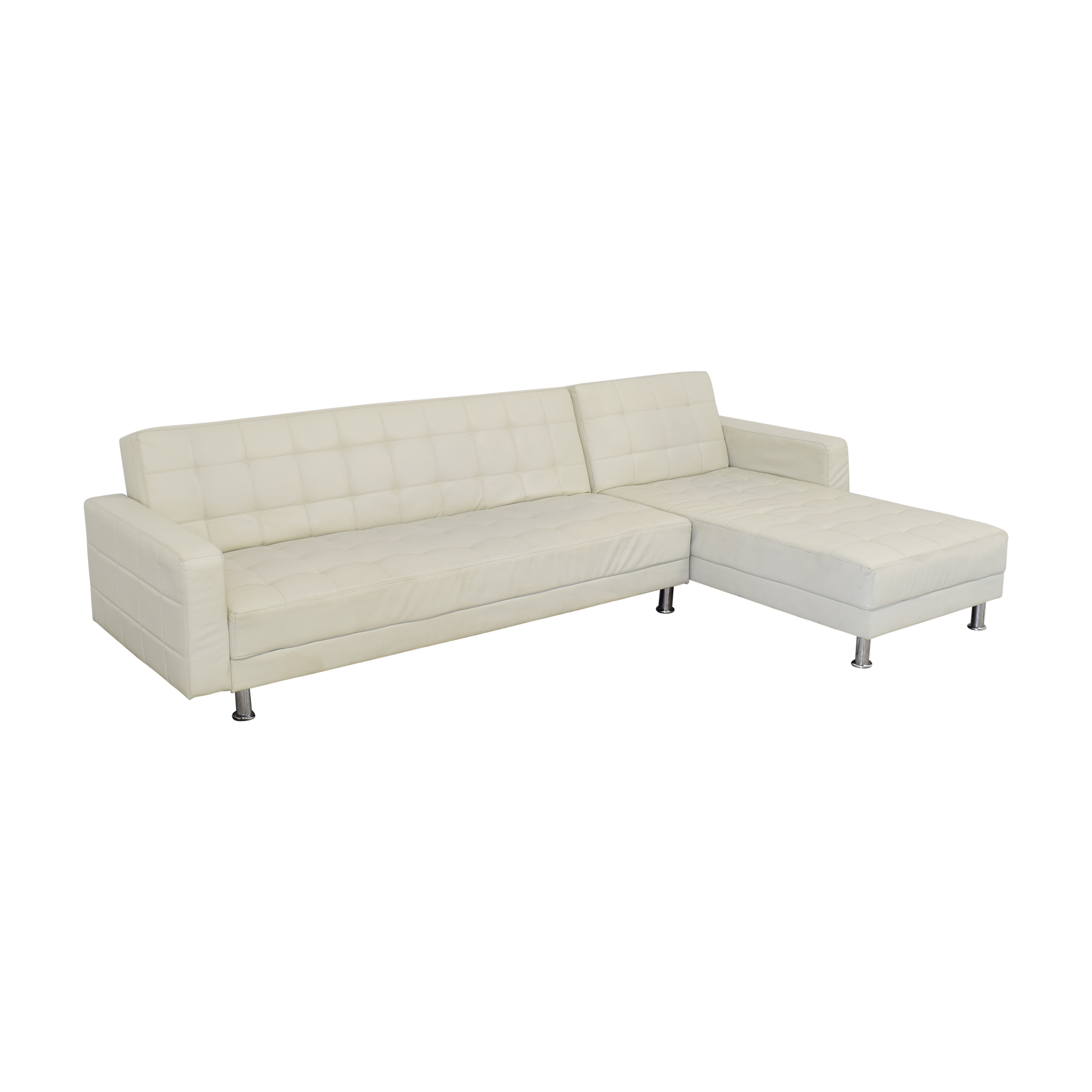 shop Wayfair Wayfair Spirit Lake Sleeper Sectional Sofa online