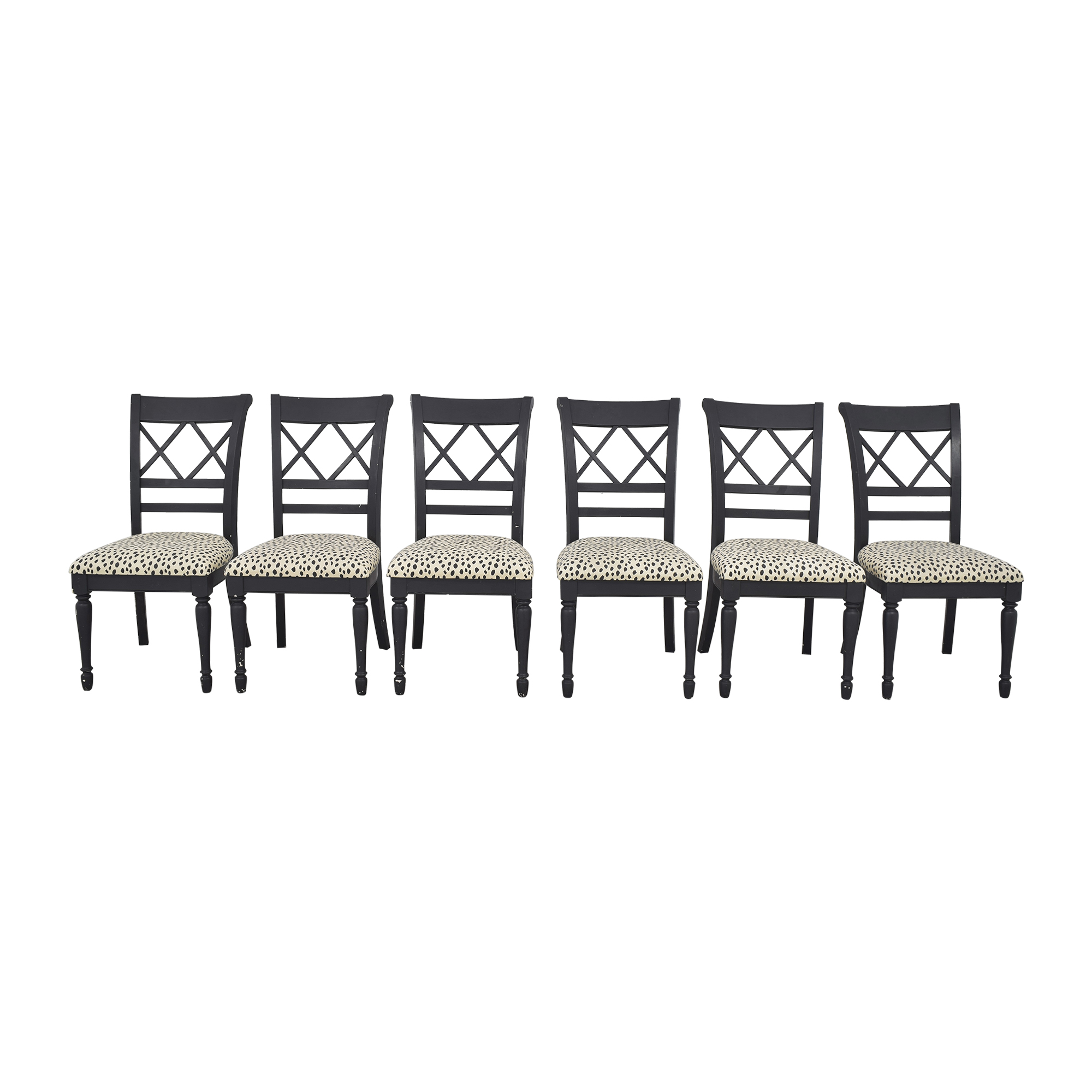 Cresent Fine Furniture Dining Chairs sale