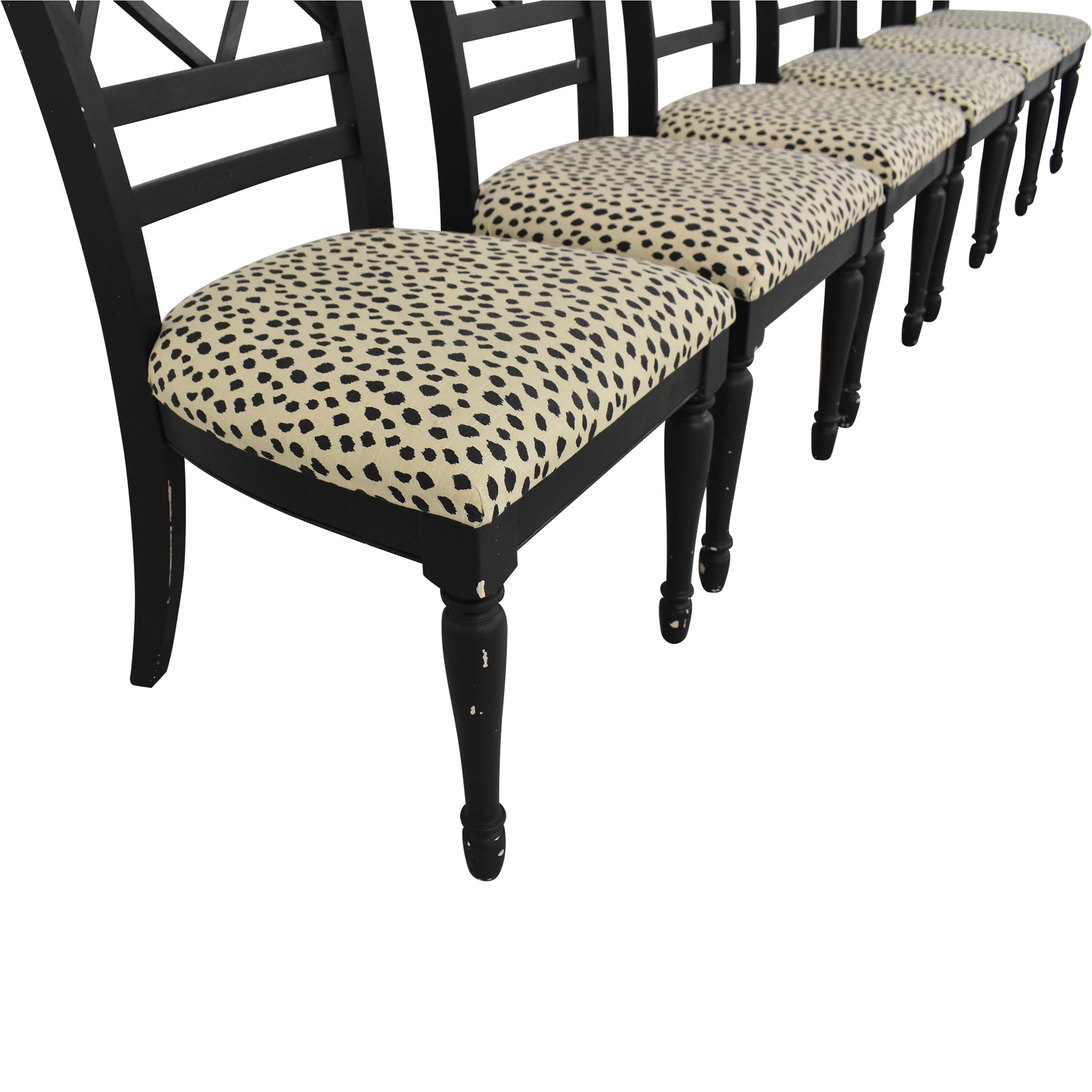 Cresent Furniture Cresent Fine Furniture Dining Chairs used