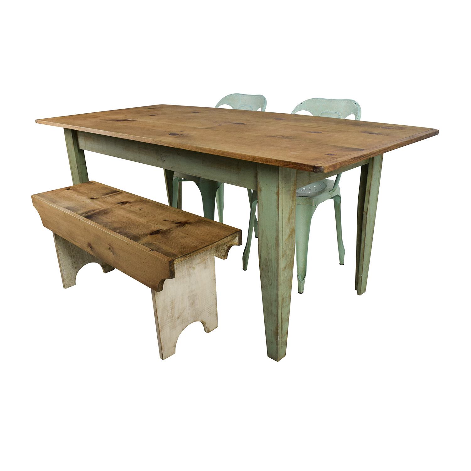 Farm tables for sale full size of table chairs french for Rustic farm tables for sale