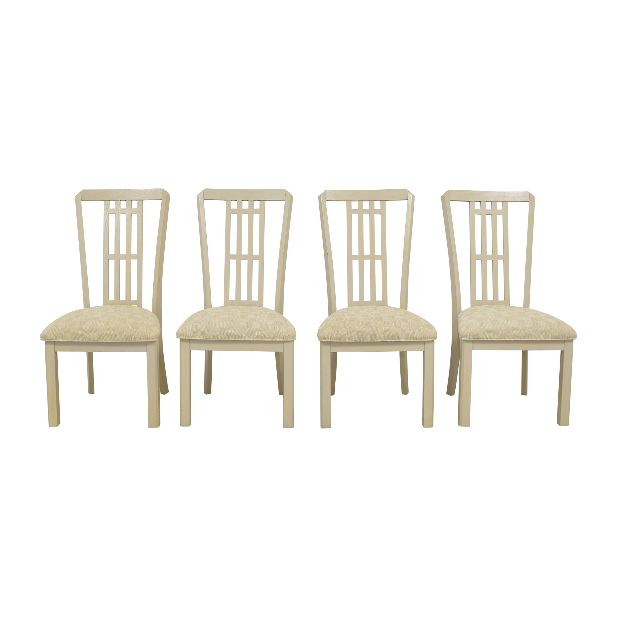 Master Design Furniture Master Design Furniture Upholstered Dining Chairs dimensions