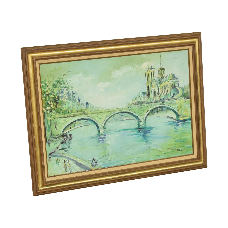 Anderson Framed Art on sale